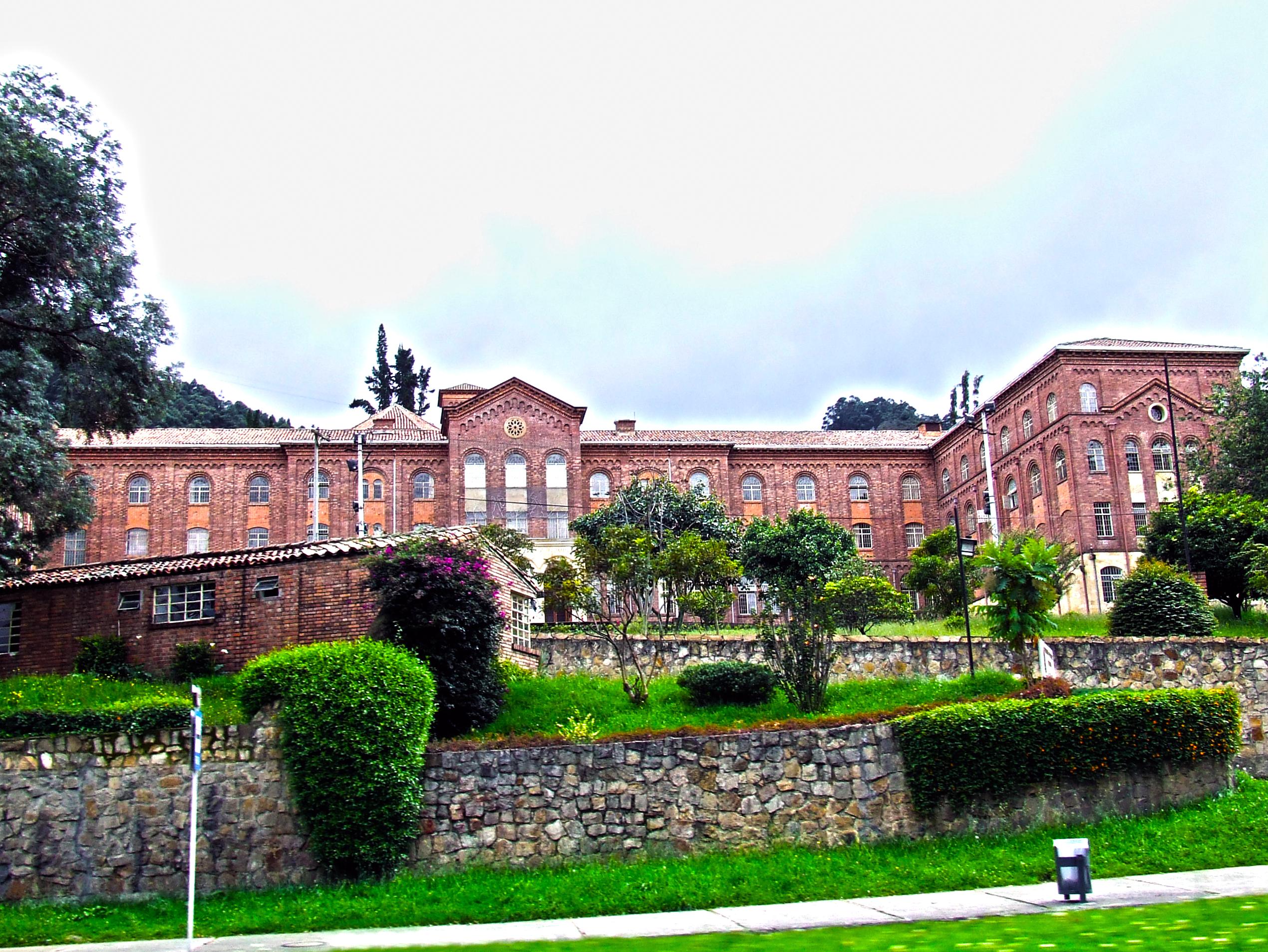 Seminario Mayor de Bogota File:seminario Mayor de San