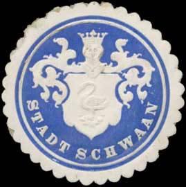 File:Siegelmarke Stadt Schwan W0345595.jpg