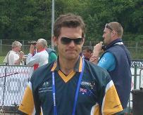 Fairweather in 2009