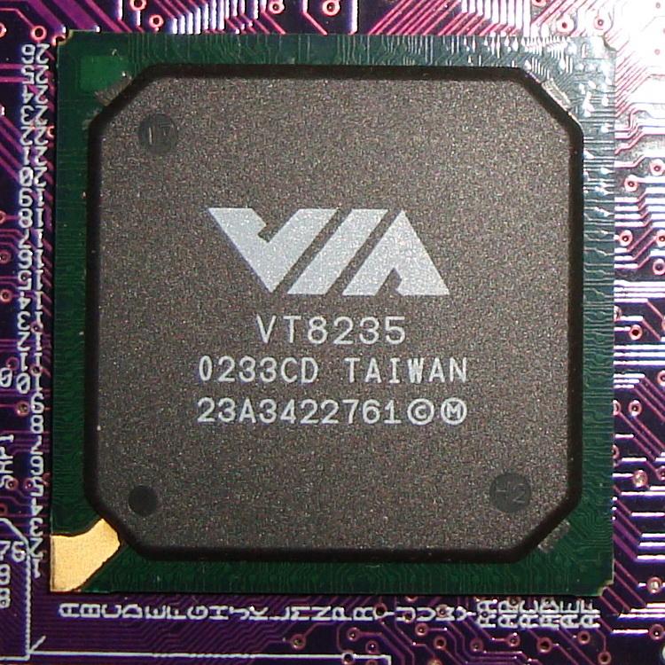 VIA VT8235 Driver for Windows Download