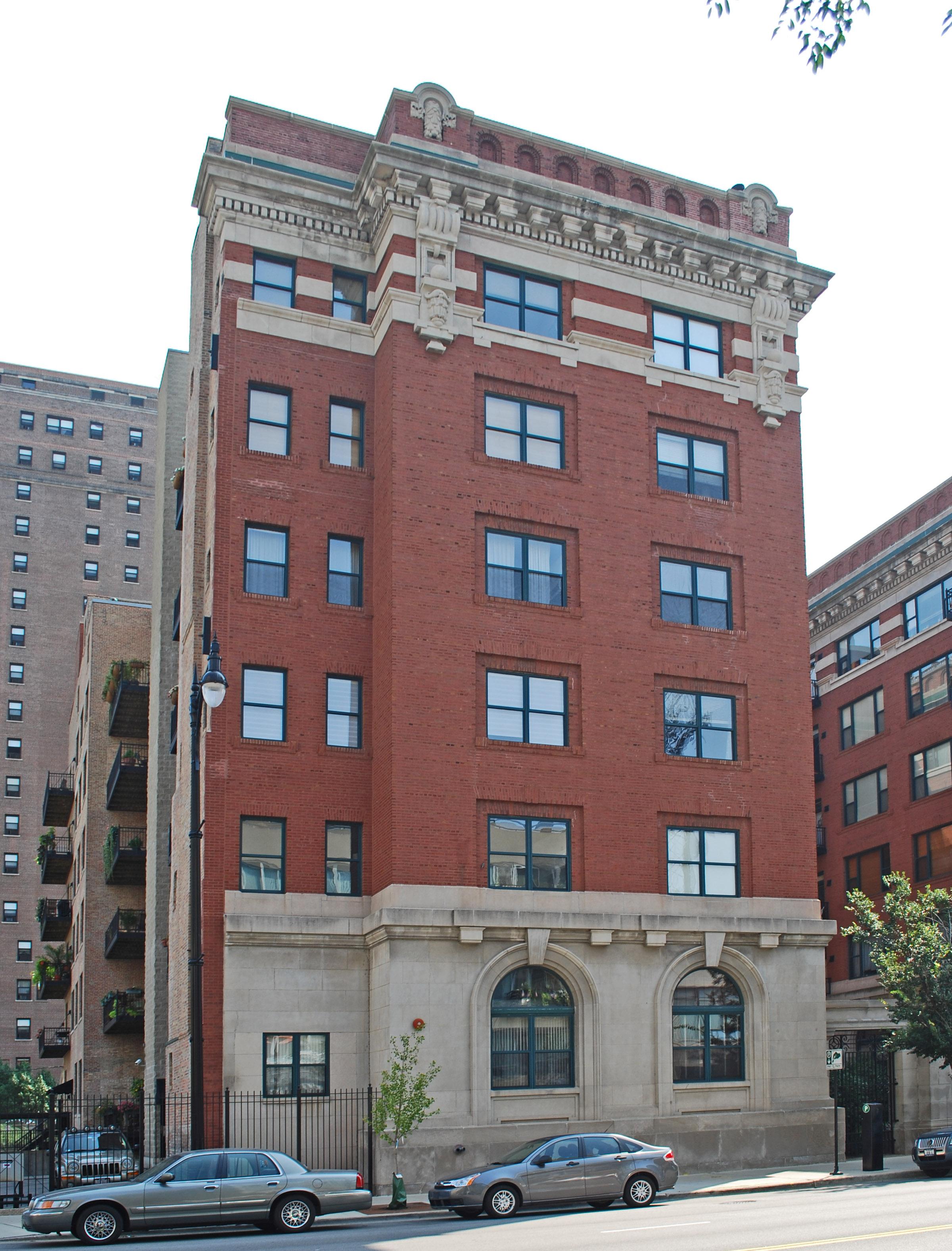 St Luke S Hospital Chicago Illinois