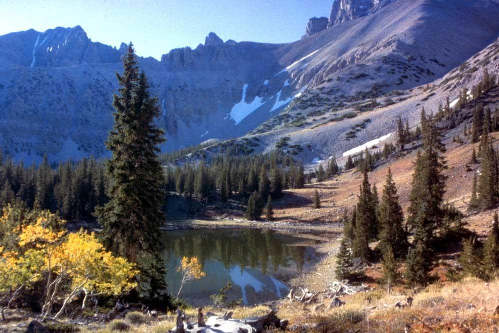 Stella Lake Great Basin