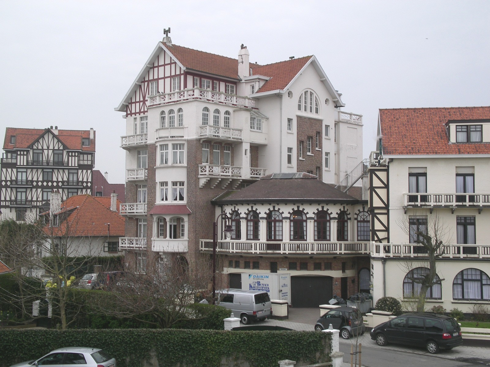 Wetter In Belgien De Haan