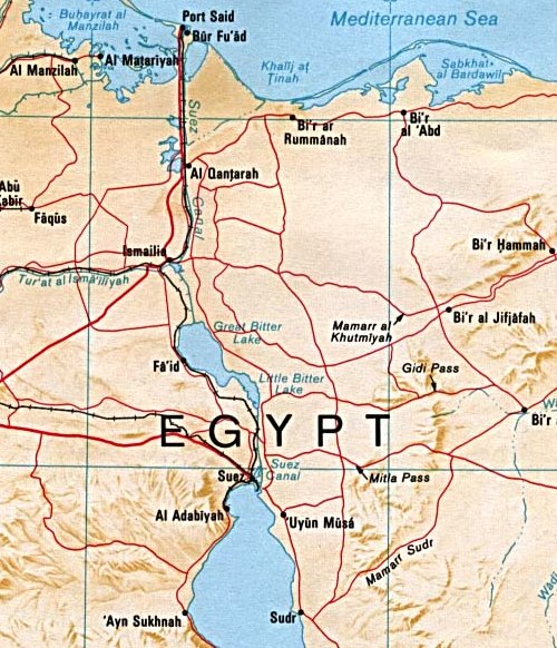 FileSuez canal mapjpg Wikimedia Commons