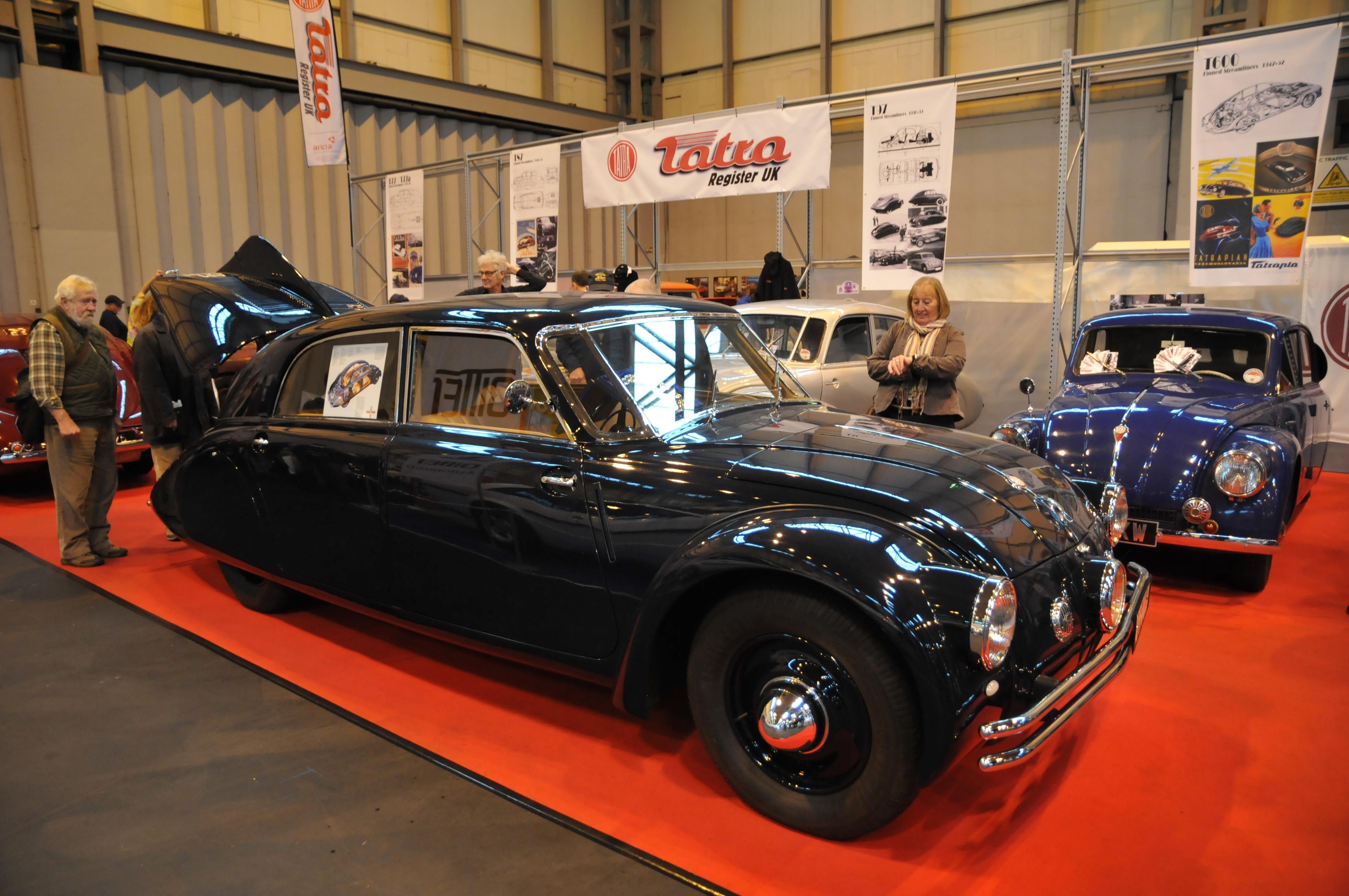 FileTatra At NEC Classic Car Showjpg Wikimedia Commons - Kissimmee car show