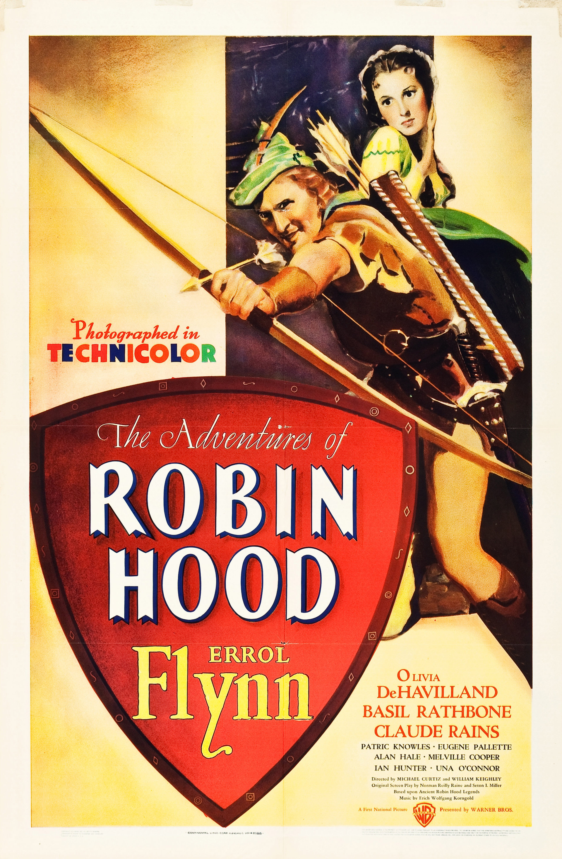 The Adventures Of Robin Hood Wikipedia