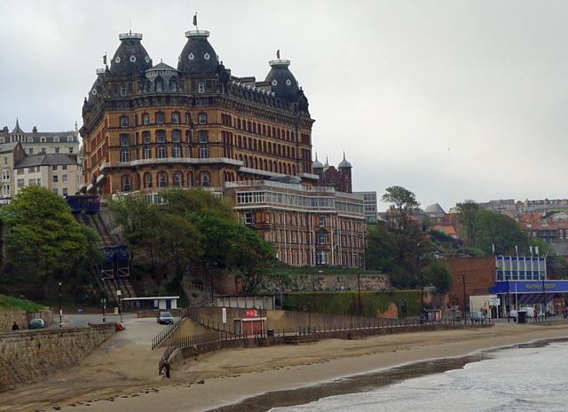 Grand Hotel Scarborough Addreb