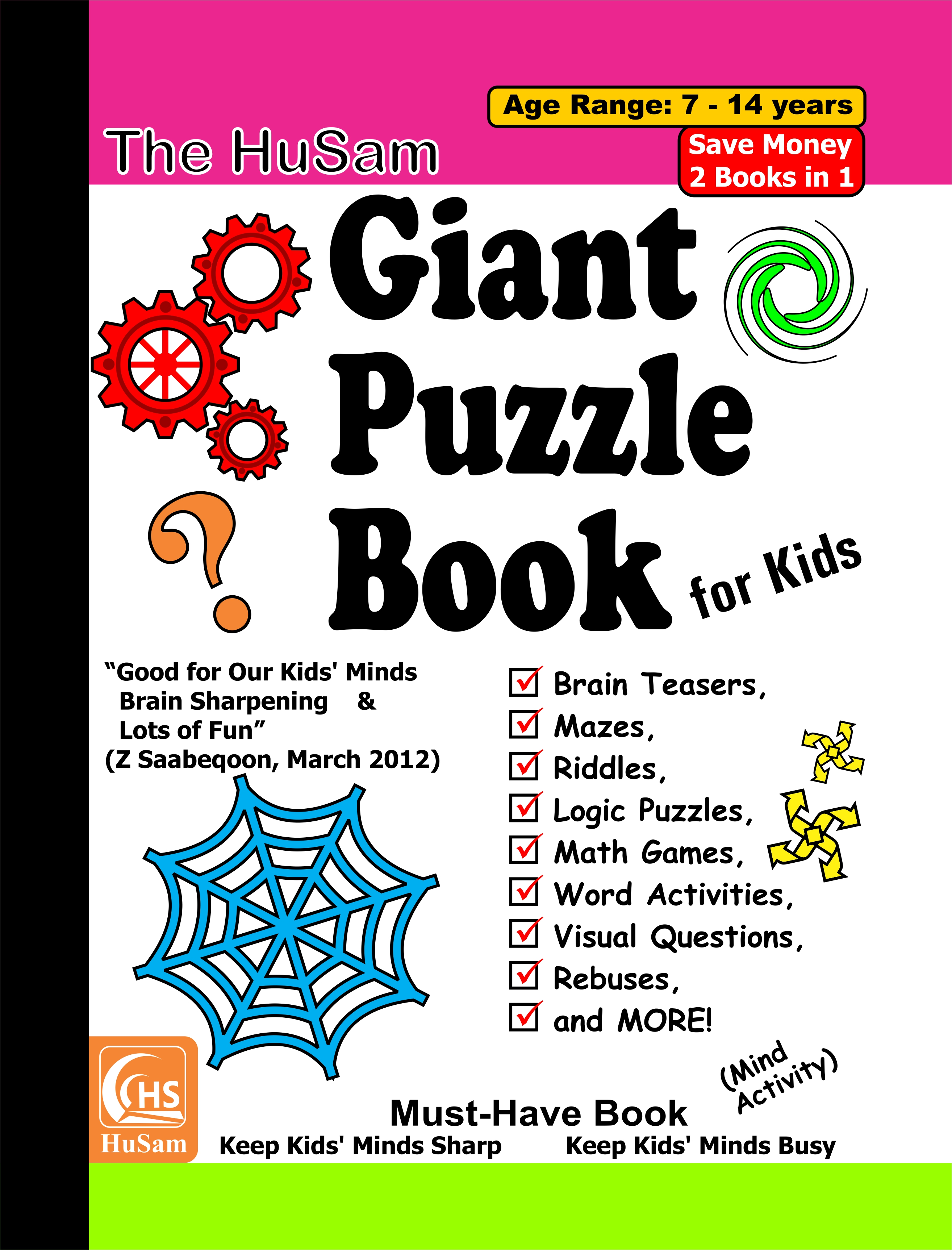 File:The HuSam Giant Puzzle Book for Kids (front cover).jpg ...