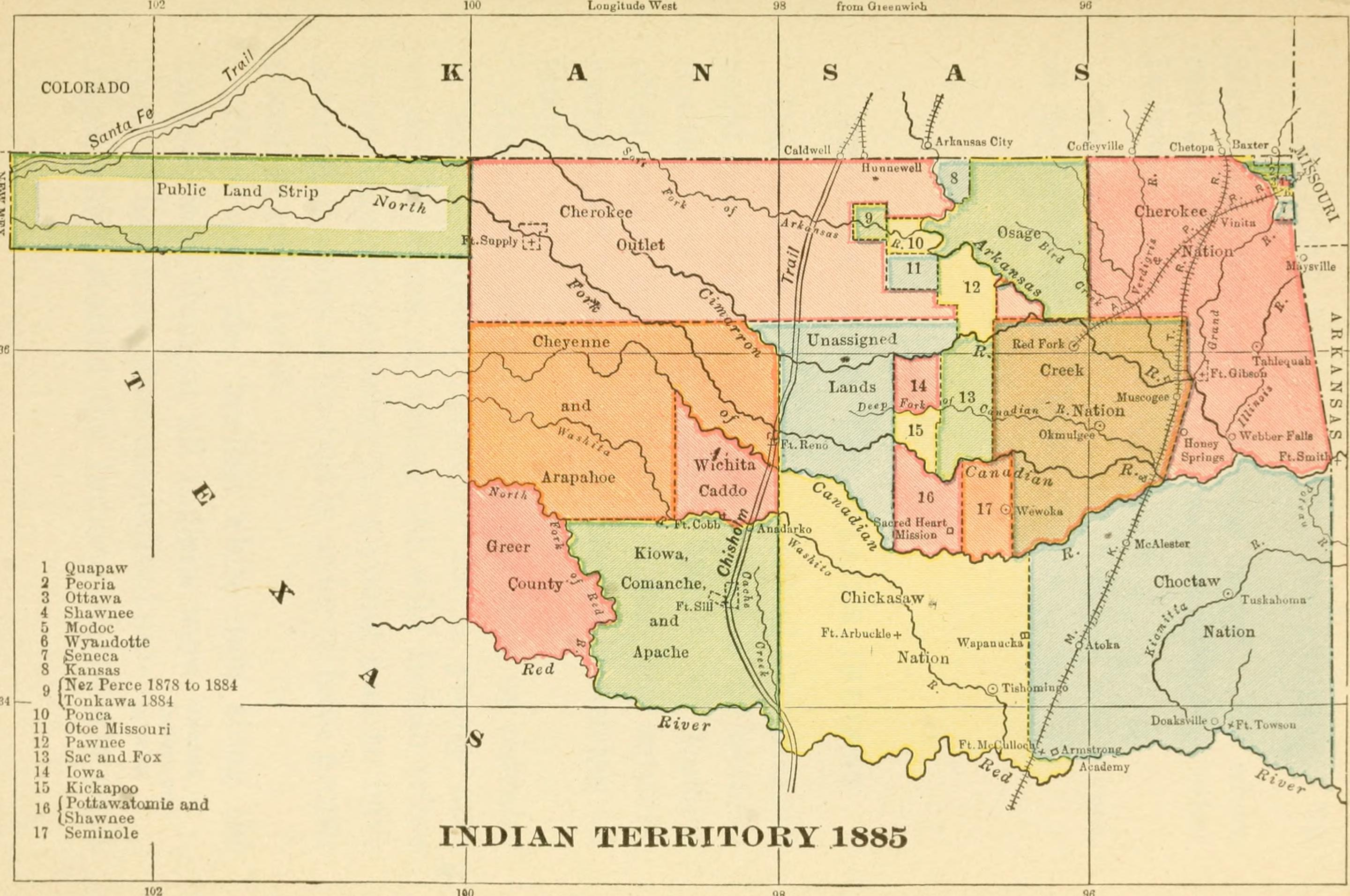 File:The essential facts of Oklahoma history and civics (1914