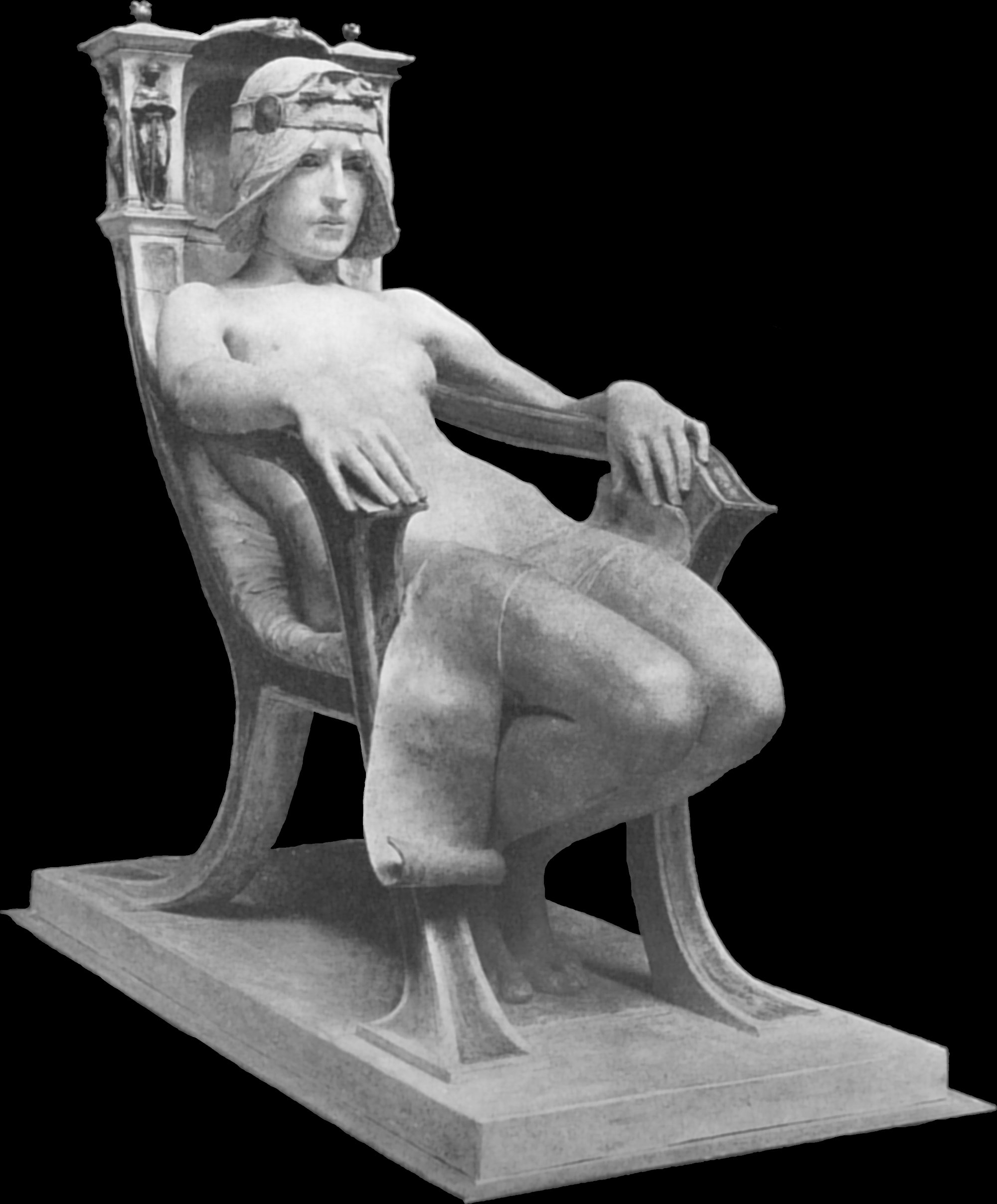 Favourite works of Art - Page 2 Toft-spirit-of-contemplation-statue-vbig
