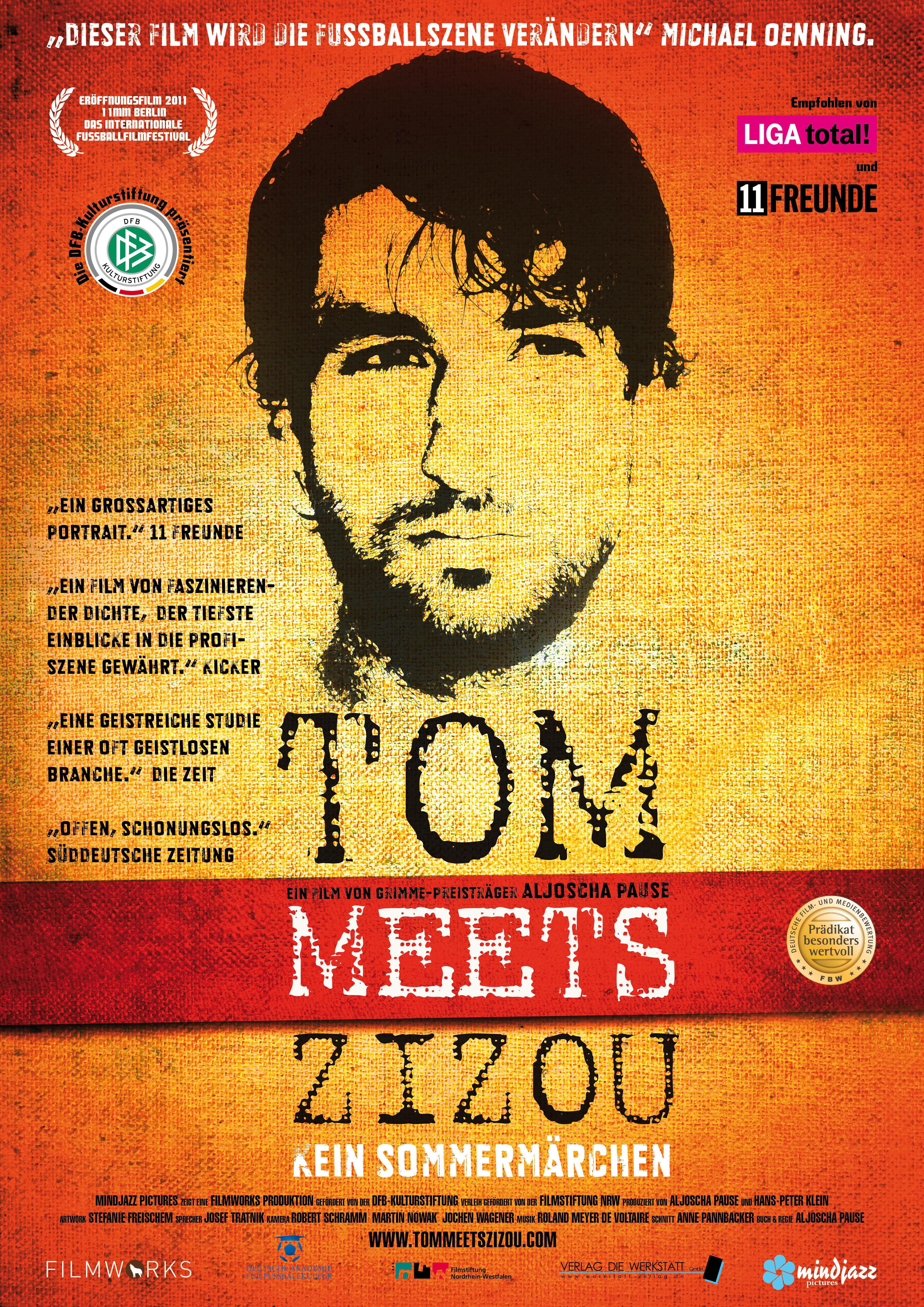 Tom Meets Zizou Kein Sommermarchen Wikipedia