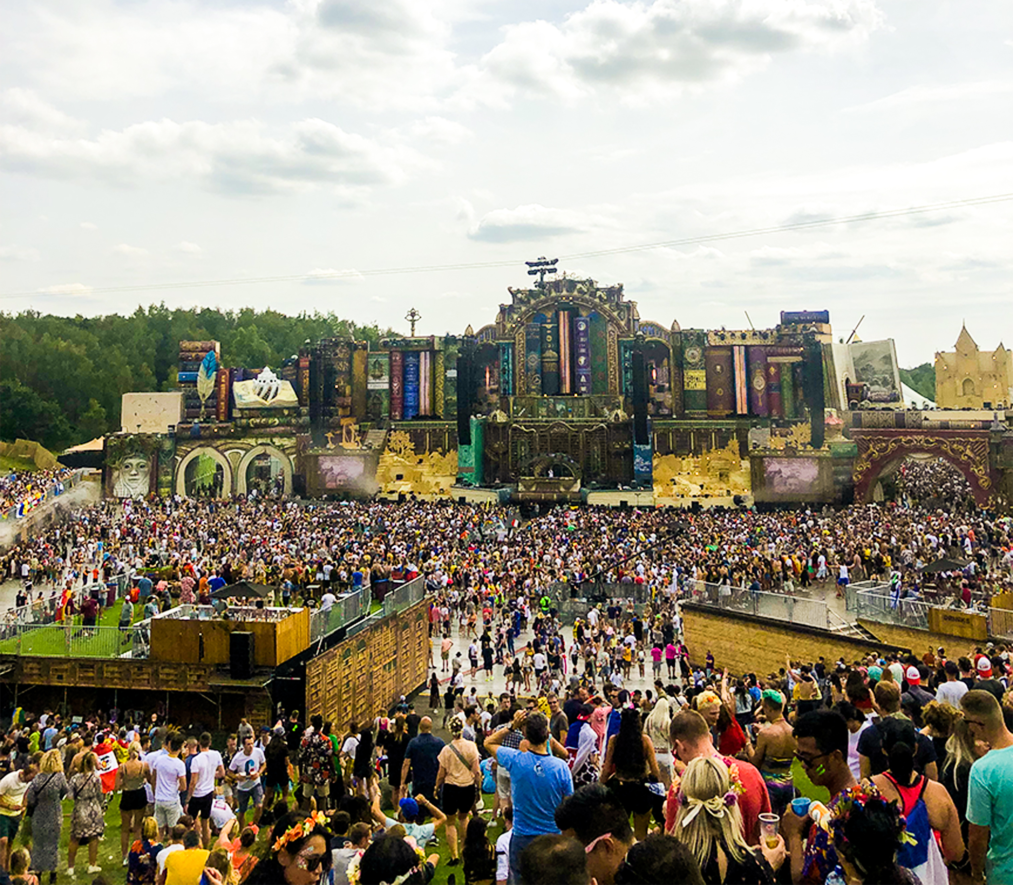 Tomorrowland (festival) - Wikipedia