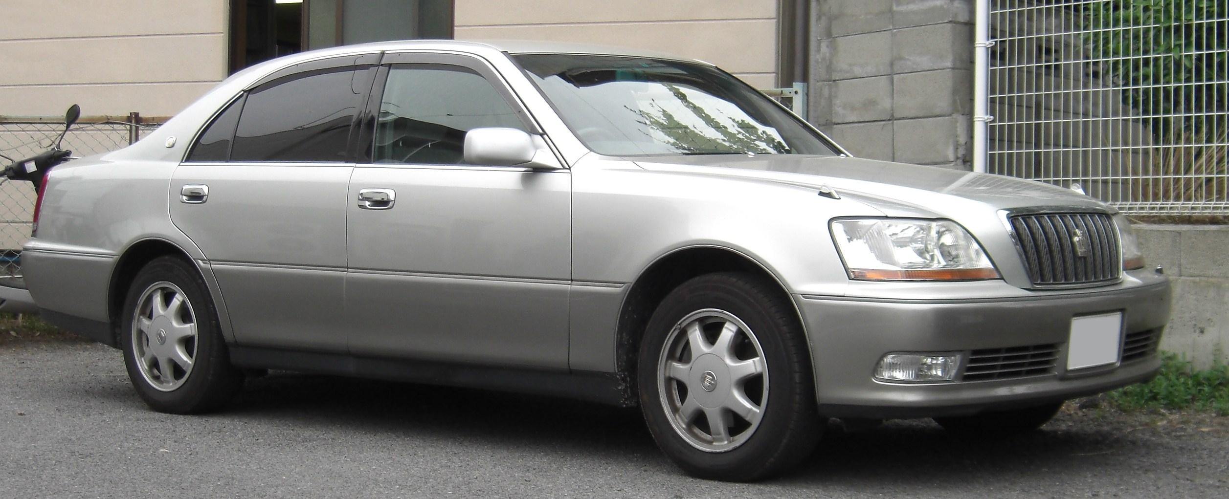 Description Toyota Crown Majesta S170.jpg