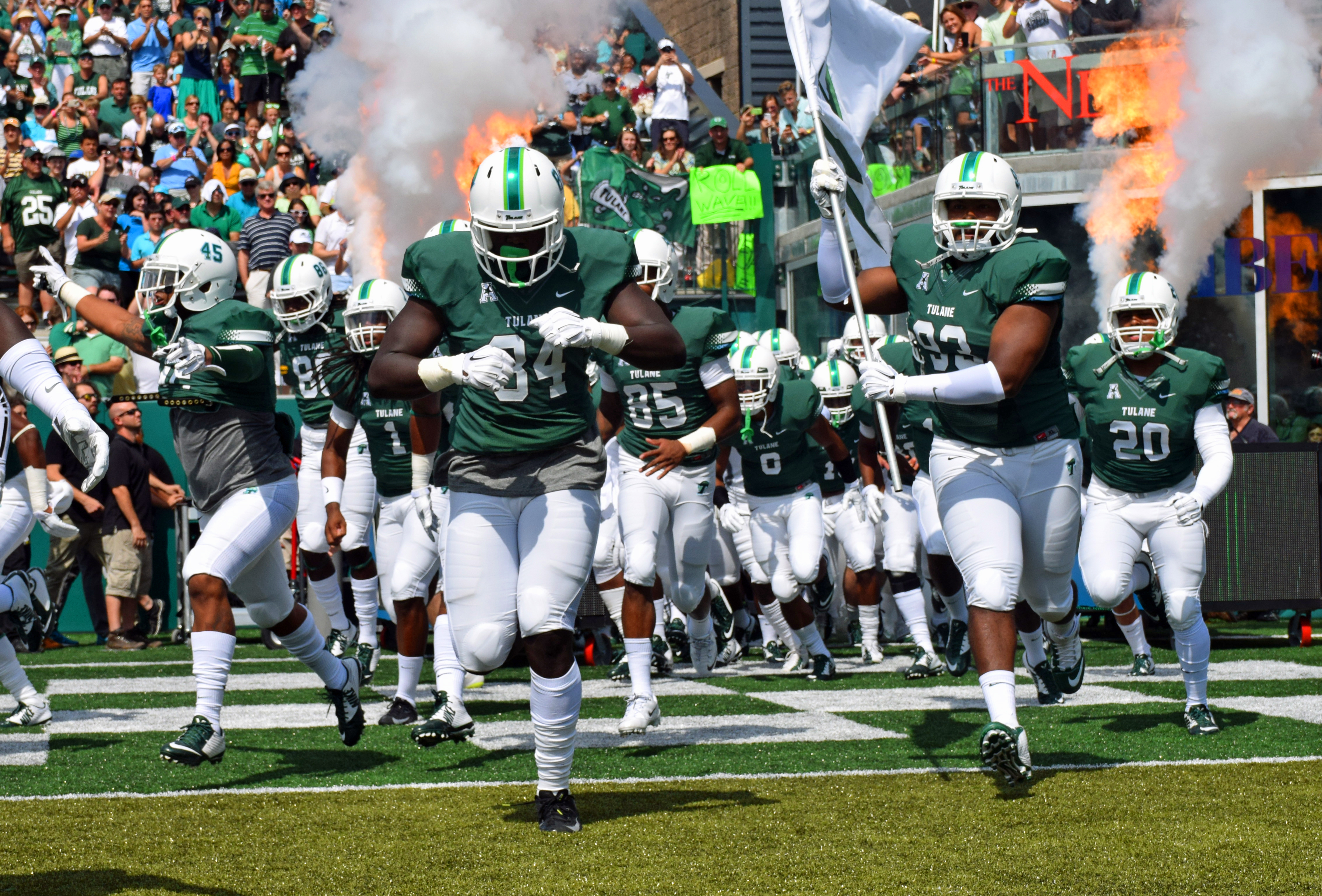 Image result for tulane football
