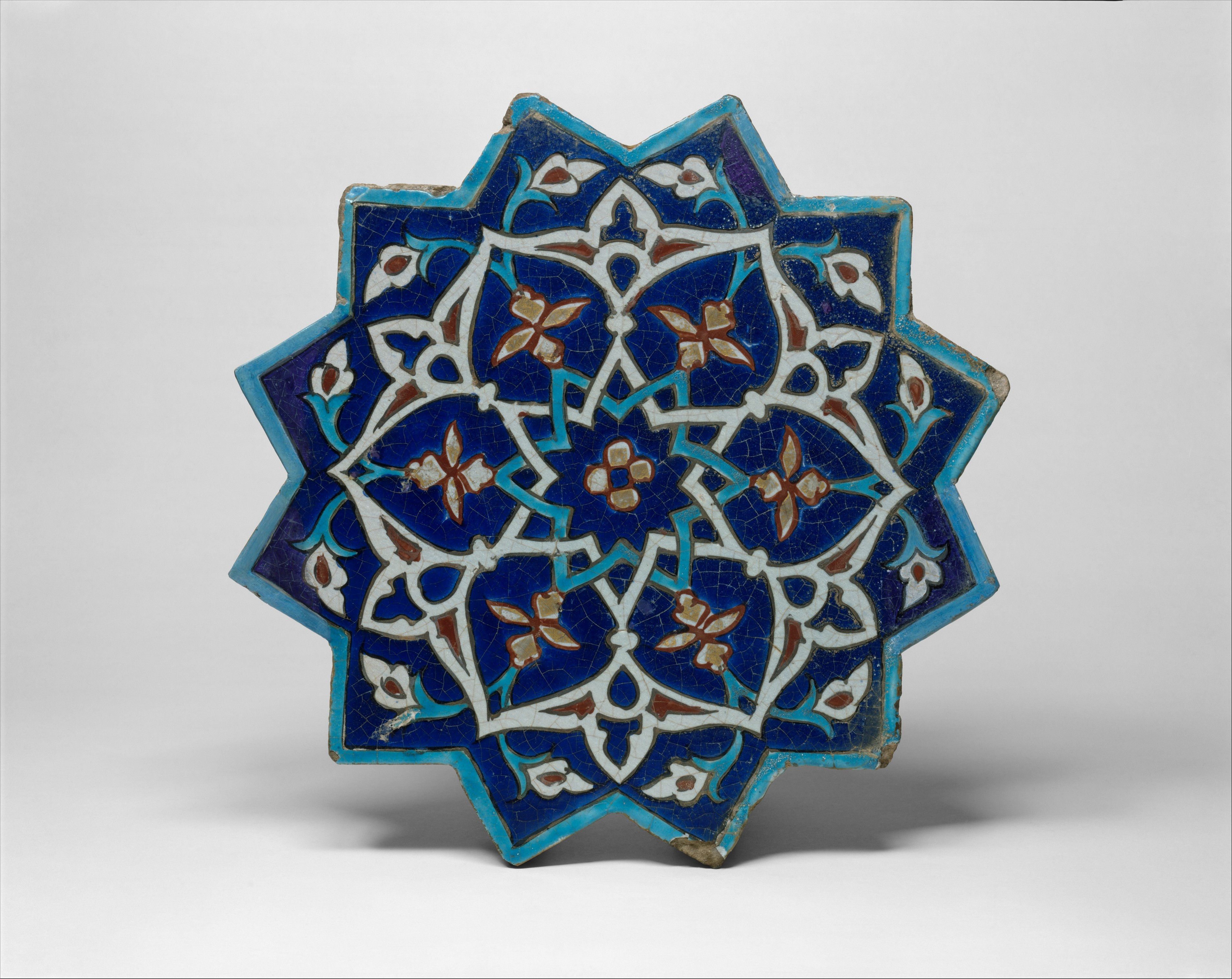 File:Twelve-Pointed Star-Shaped Tile MET DT11977.jpg - Wikimedia Commons