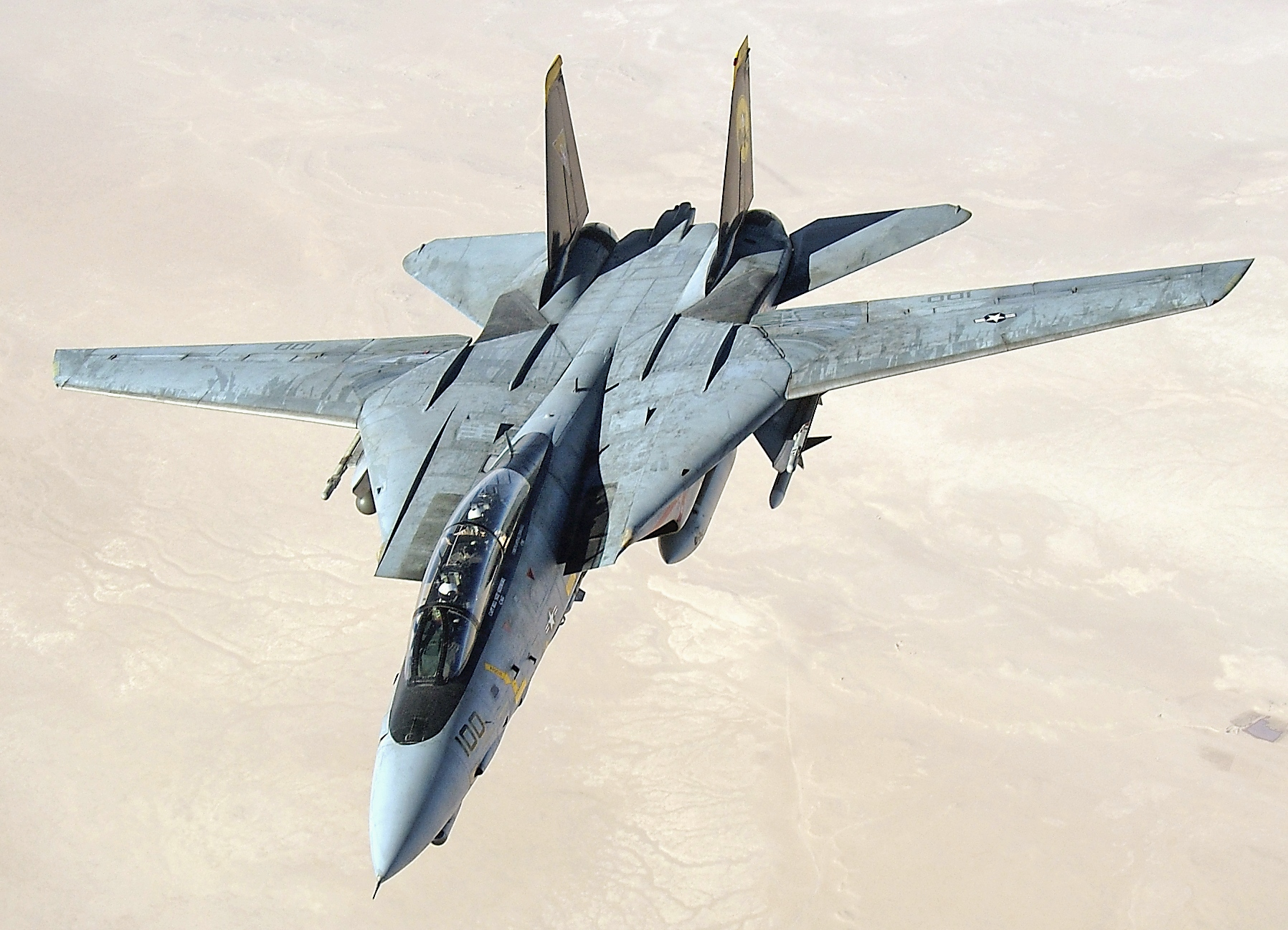 F-14 Tomcat worth seeing Last Official Flight Operations in Pacific Ocean
