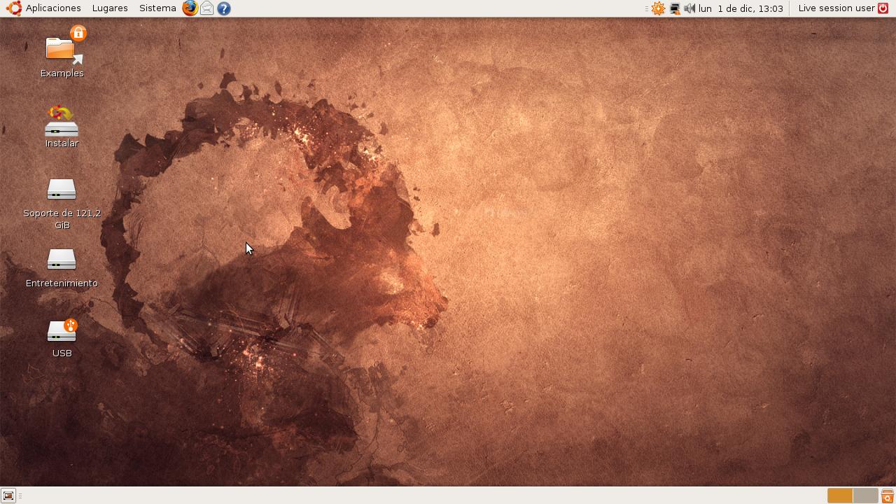 ubuntu intrepid ibex