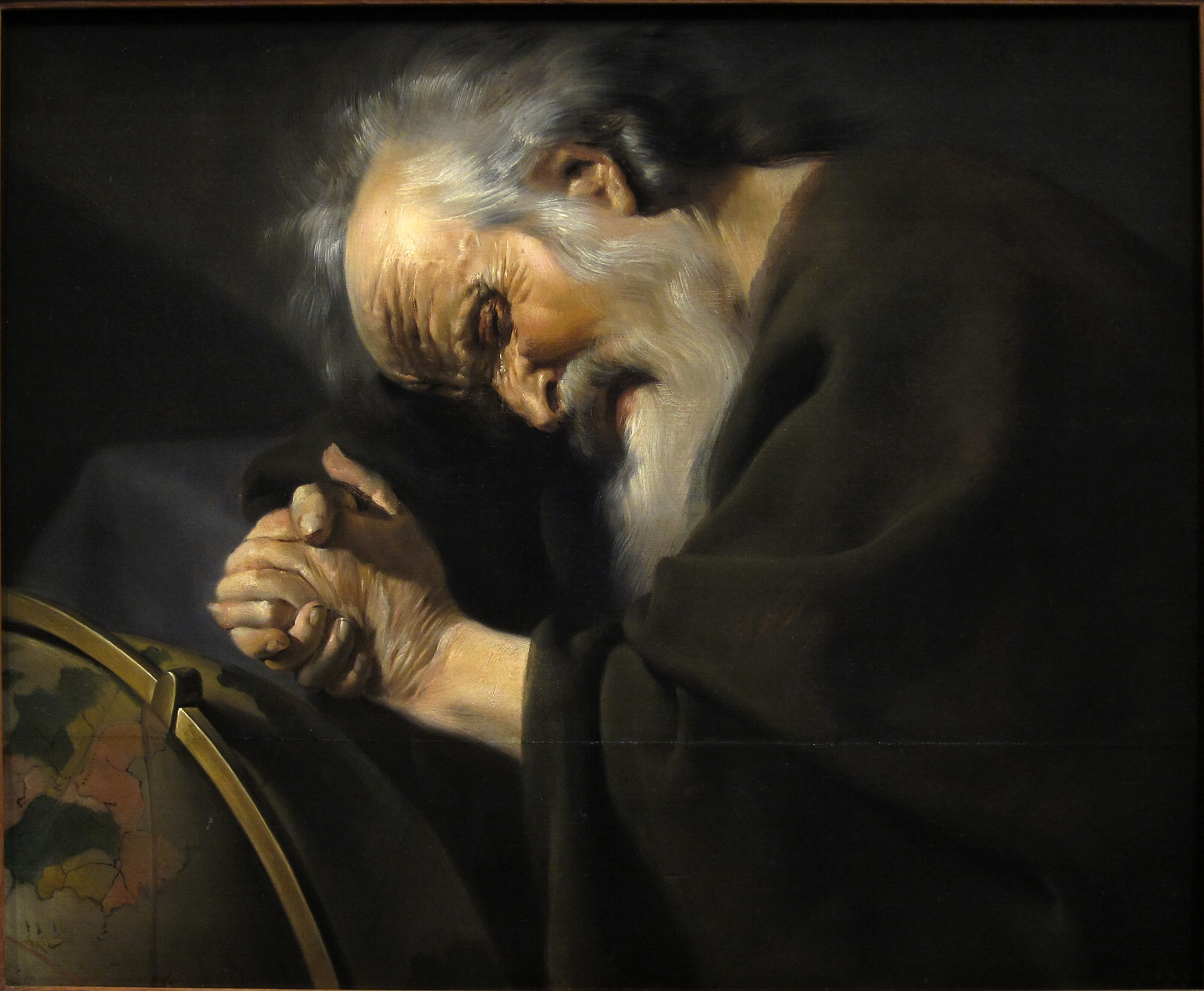 Portrait of Heraclitus