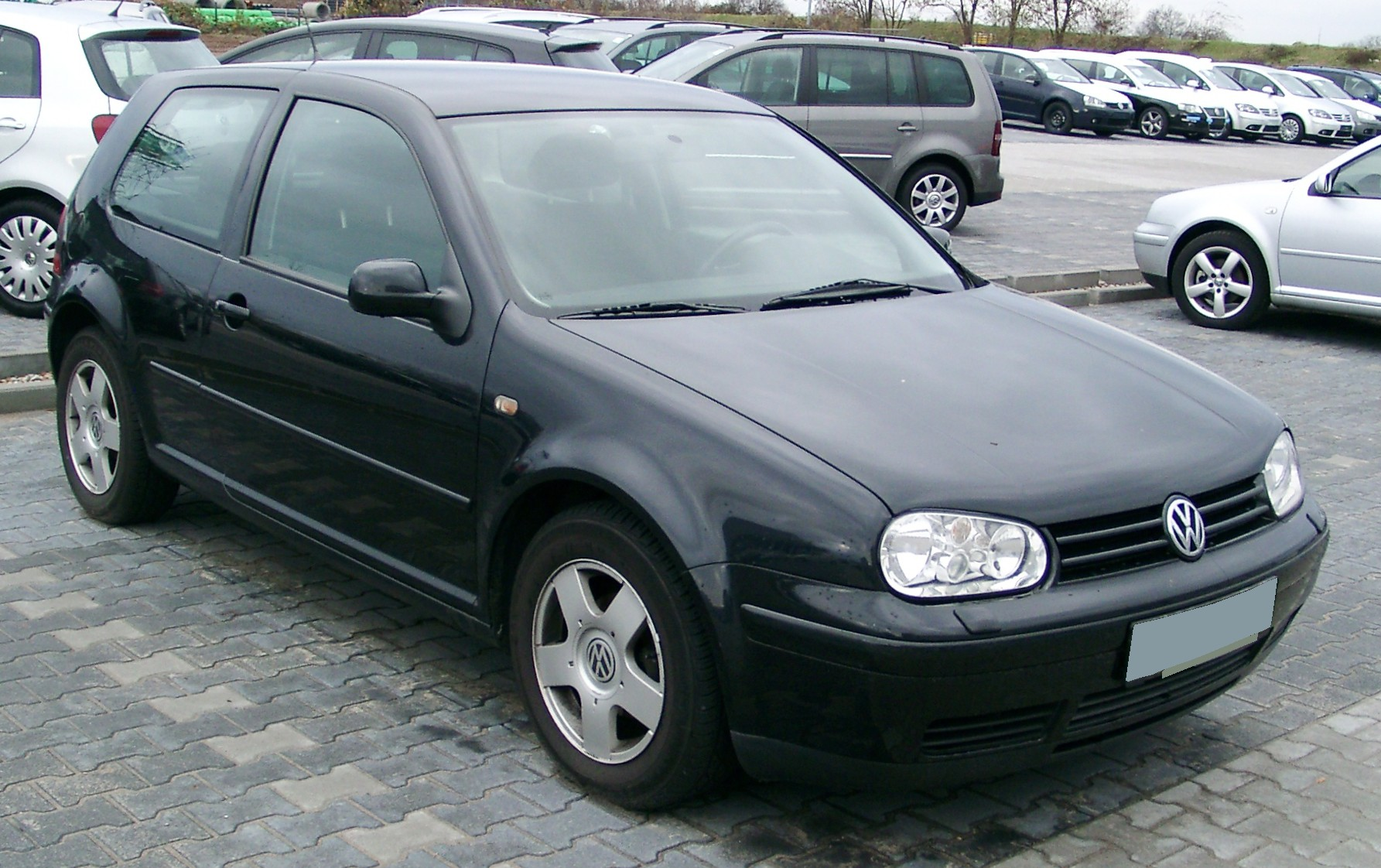 file vw golf iv front wikipedia. Black Bedroom Furniture Sets. Home Design Ideas