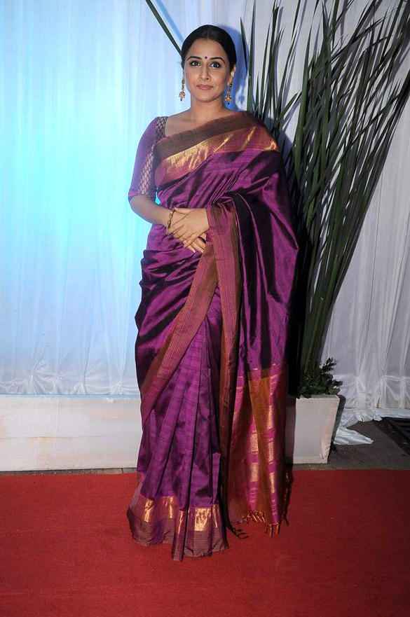 FileVidya Balan At Esha Deols Wedding Reception 06