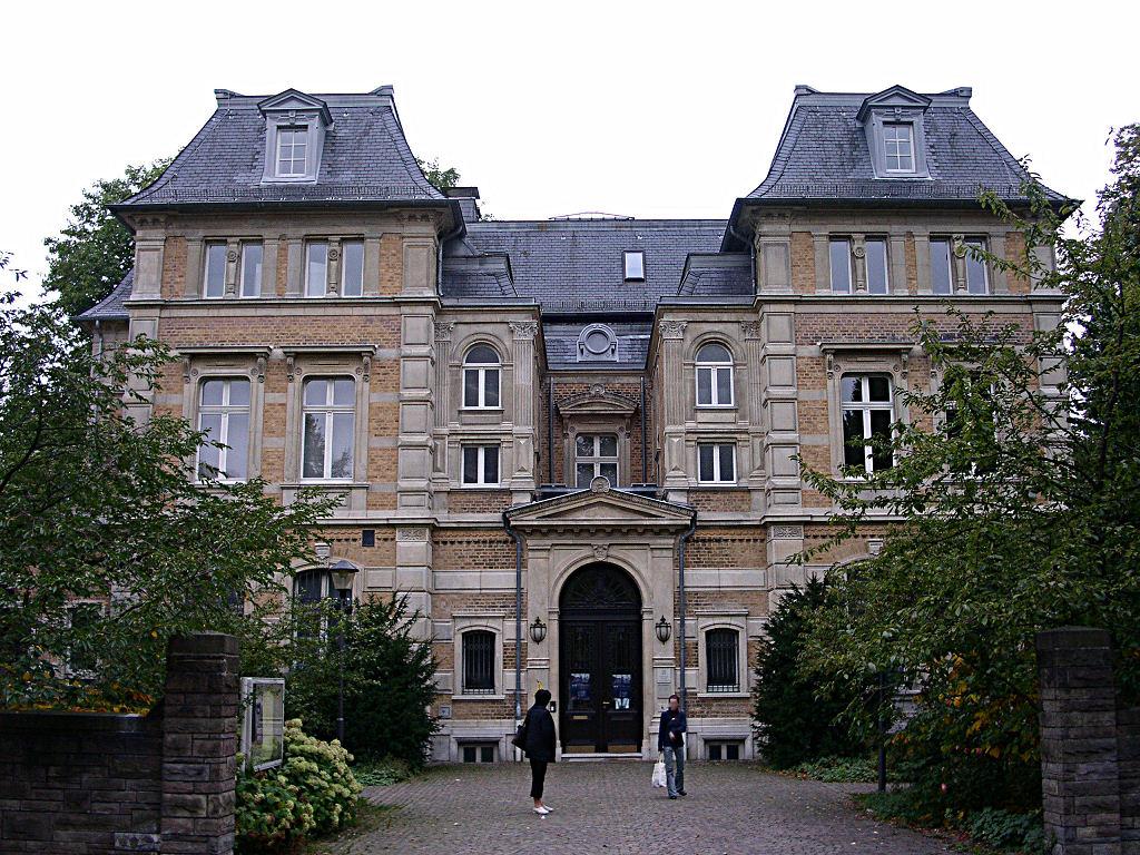 Wintergarten Bergisch Gladbach villa zanders