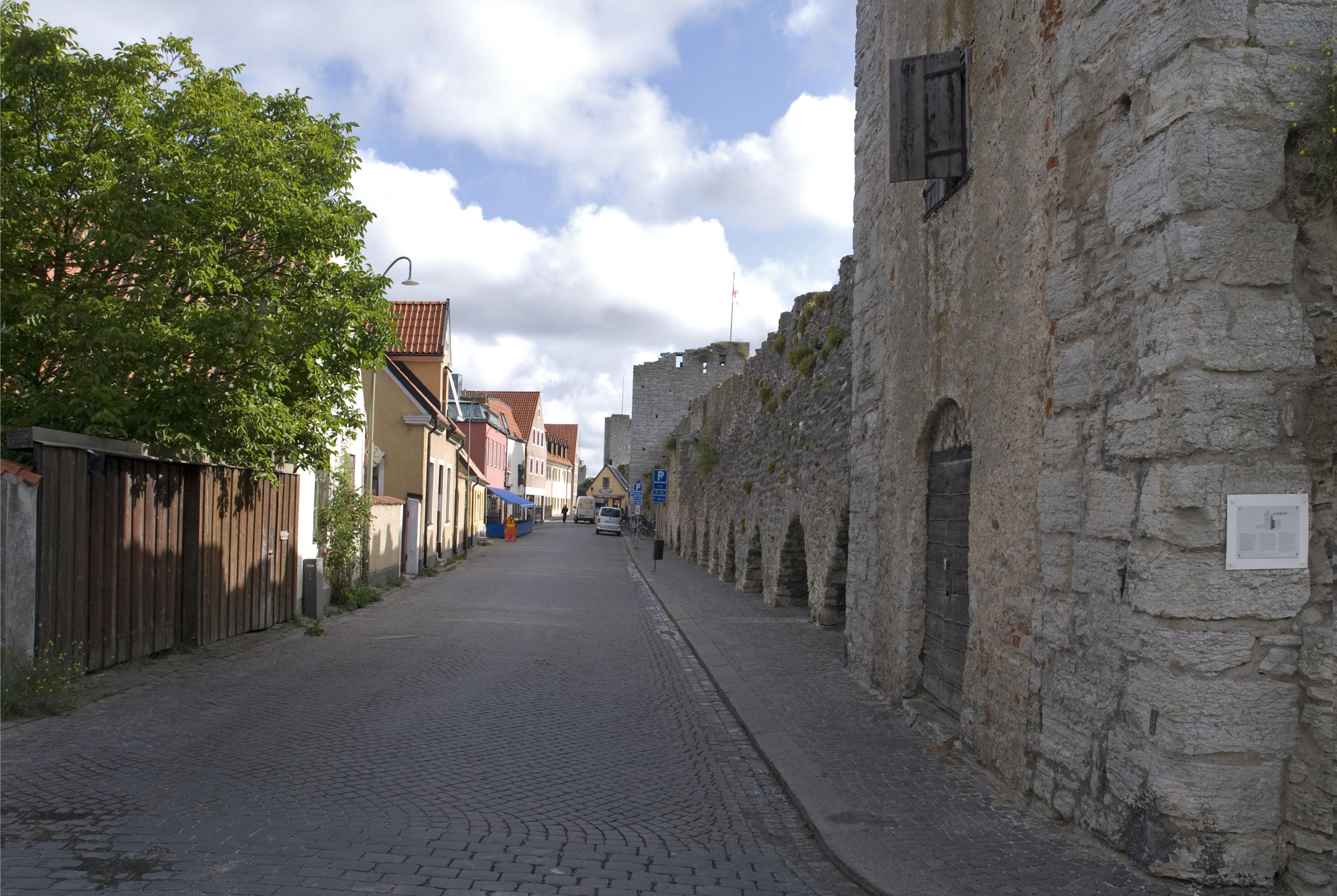 Sveriges äldsta stad - visby gotland