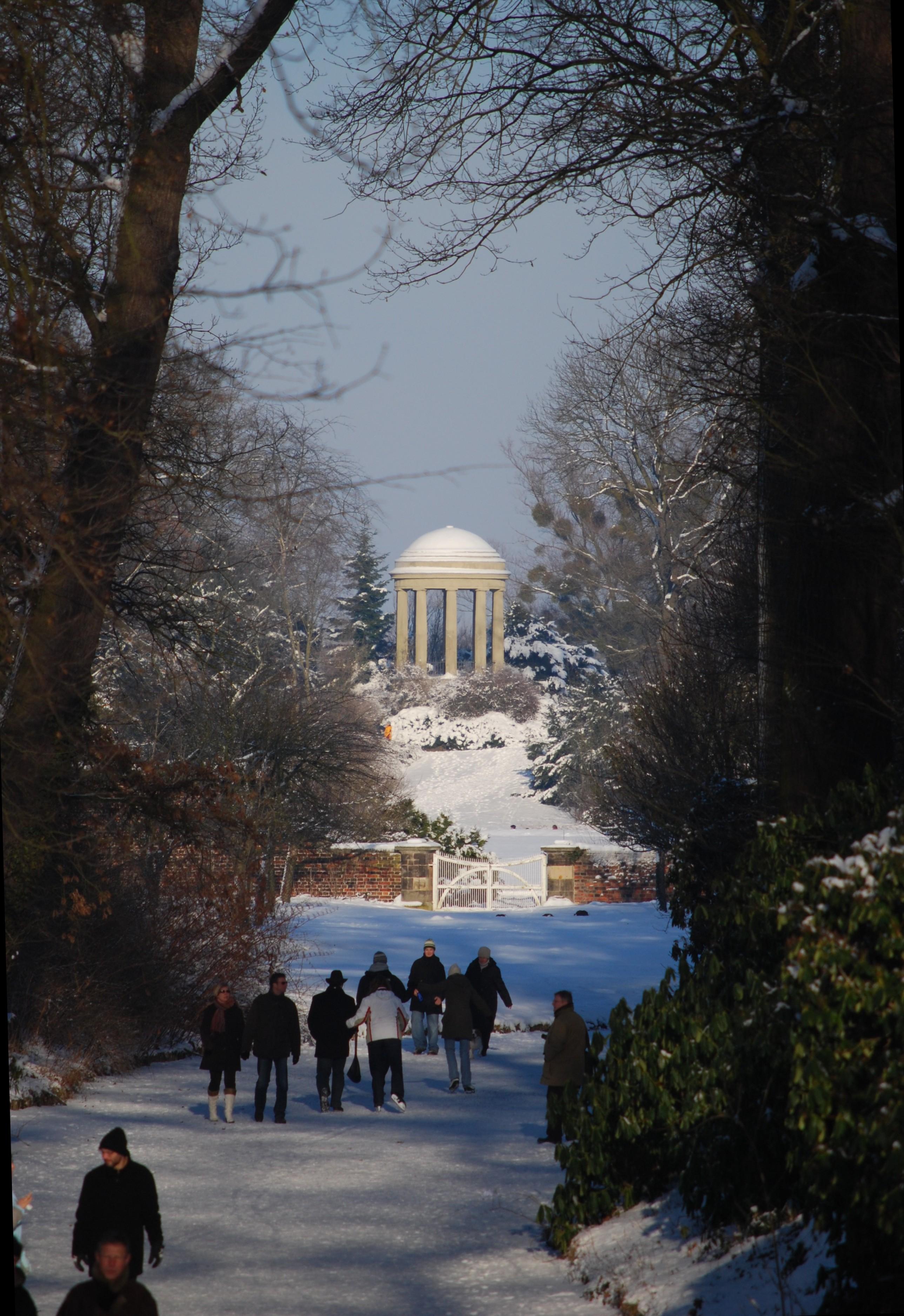 Garten Im Winter file wörlitz schochs garten im winter jpg wikimedia commons
