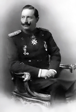 His Imperial Majesty German Emperor Wilhelm II