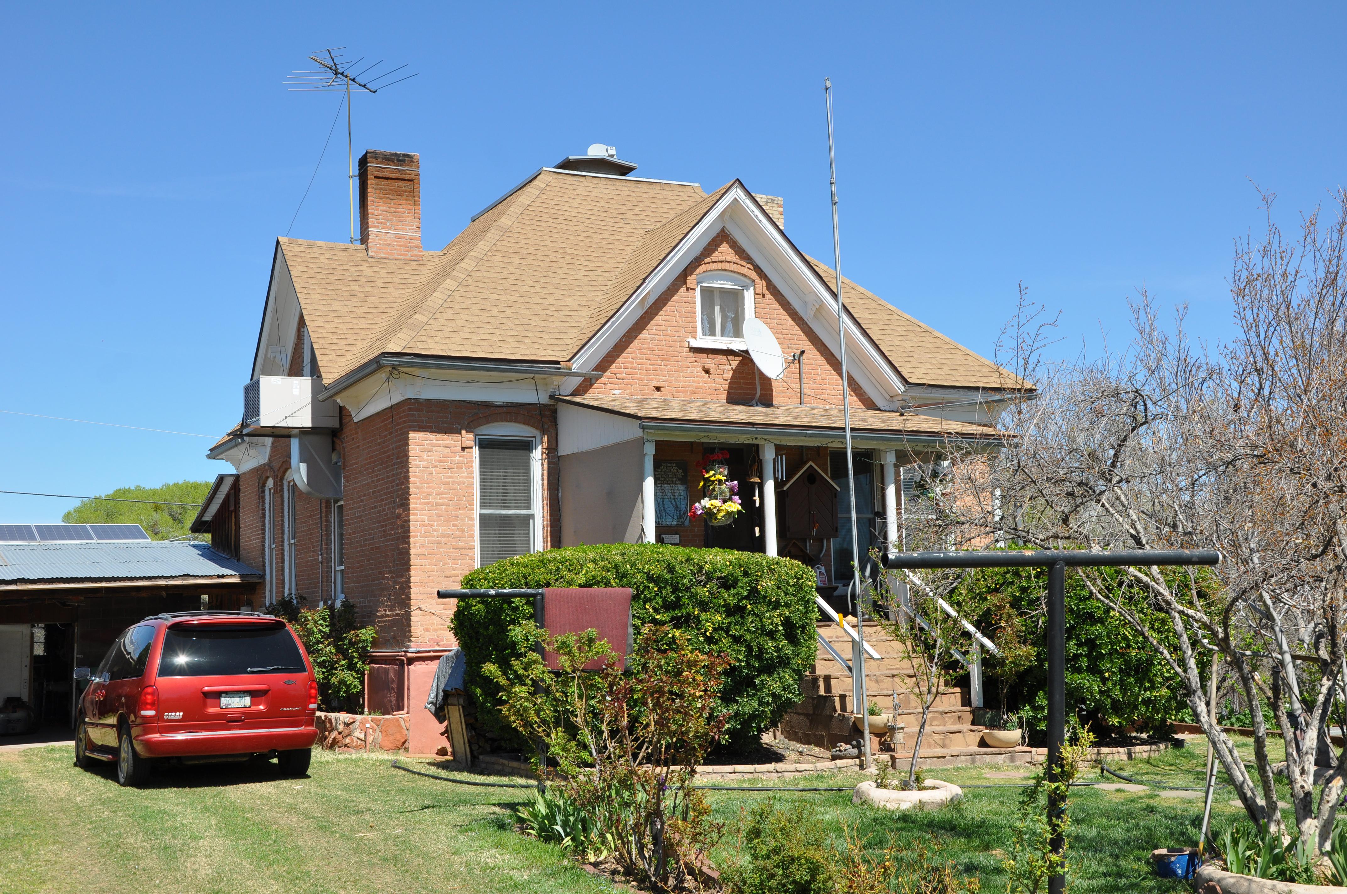 File willard house cottonwood arizona jpg wikipedia for Cottonwood house