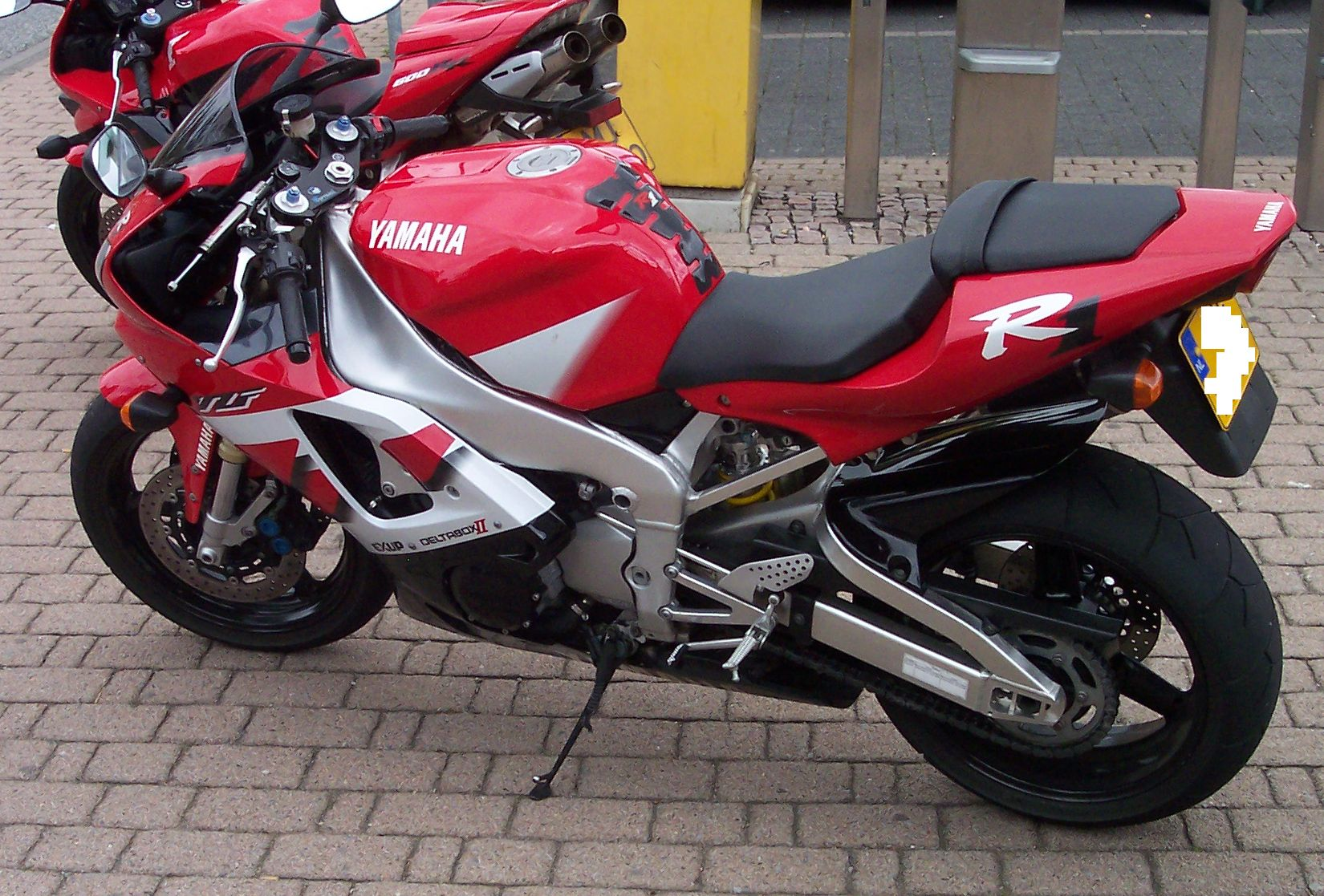 Yamaha R Fairings
