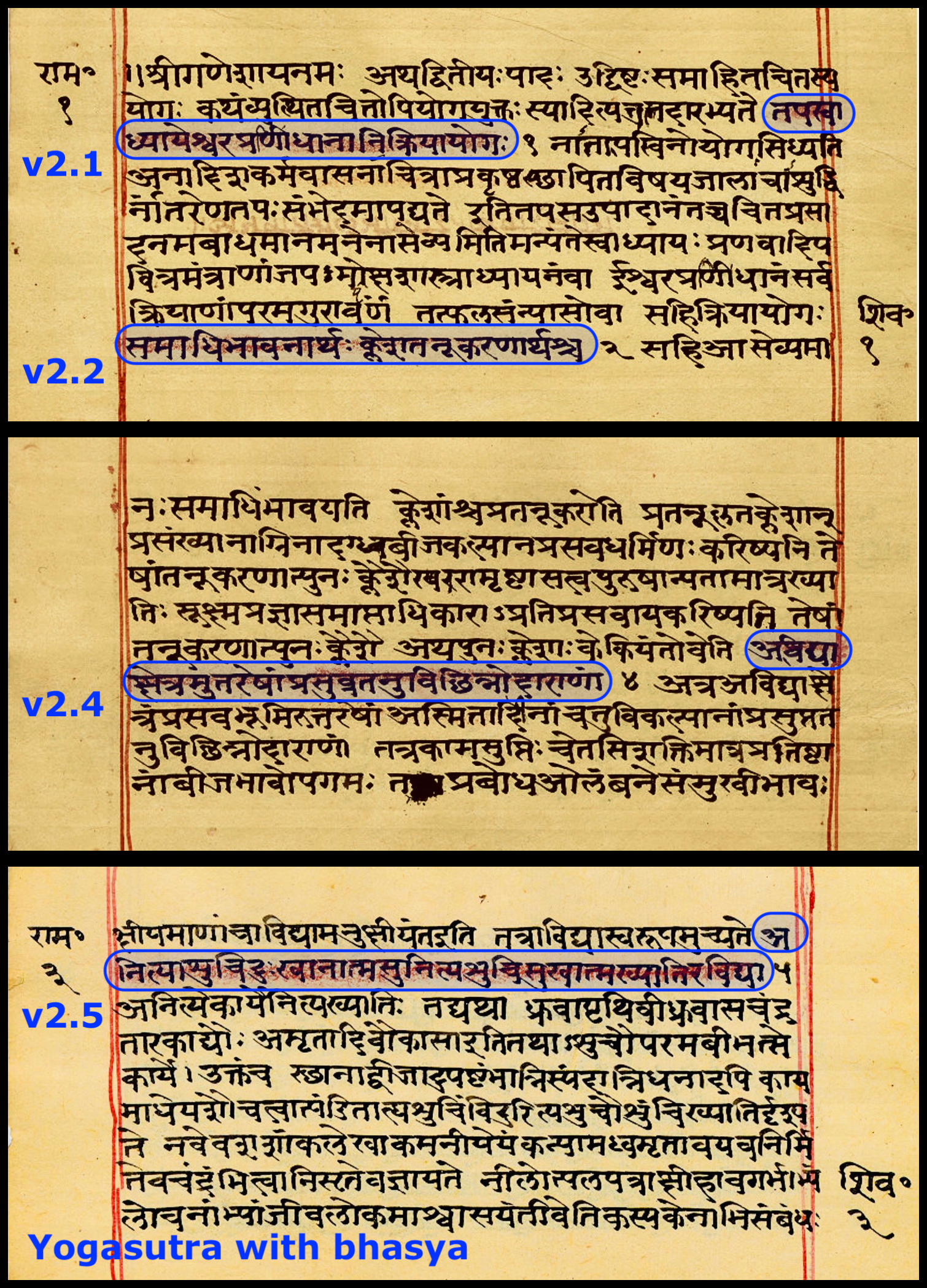 Yoga Sutras Of Patanjali Wikipedia
