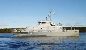 <i>Grachonok</i>-class anti-saboteur ship