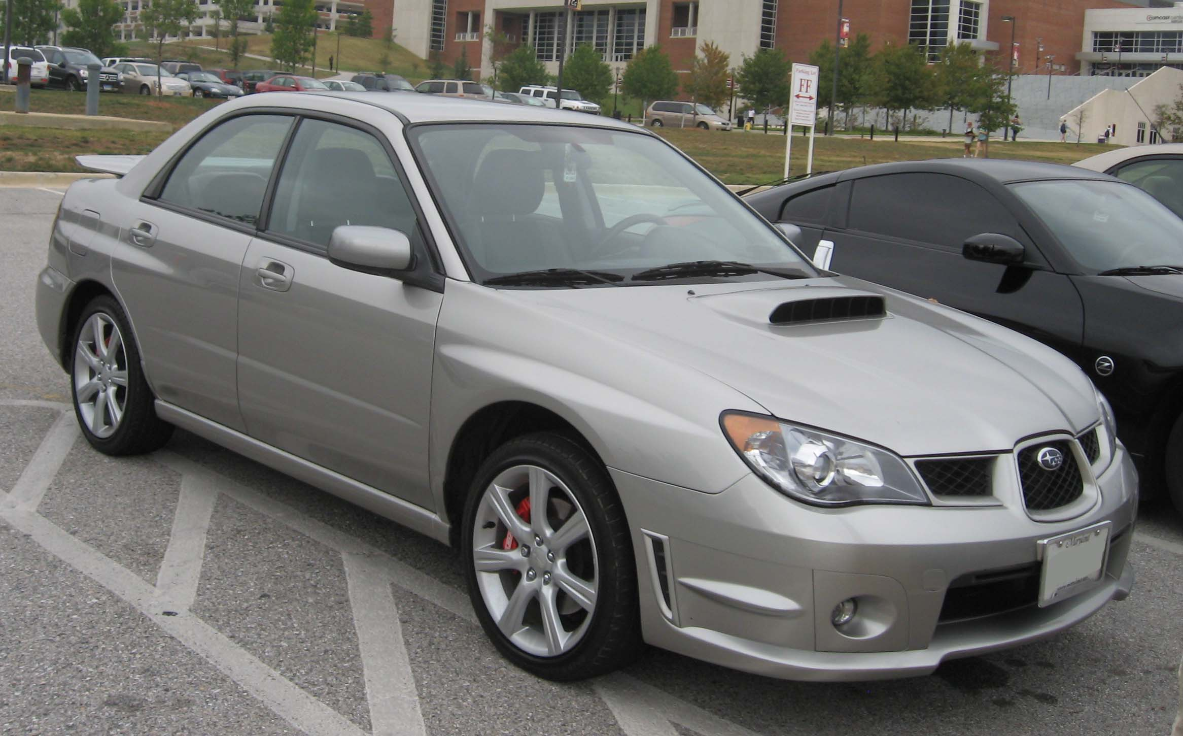 Subaru Aftermarket Car Parts
