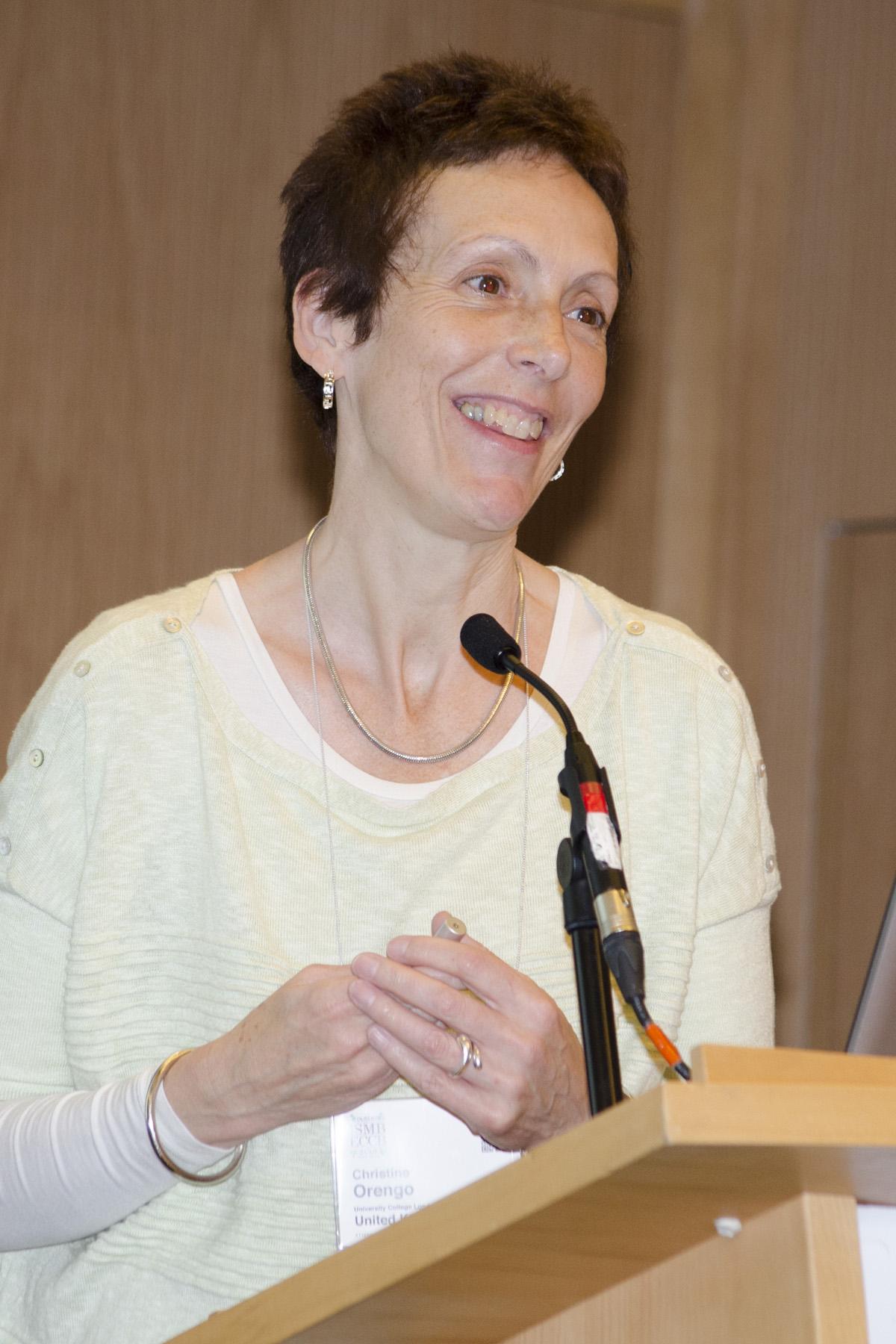 image of Christine Orengo