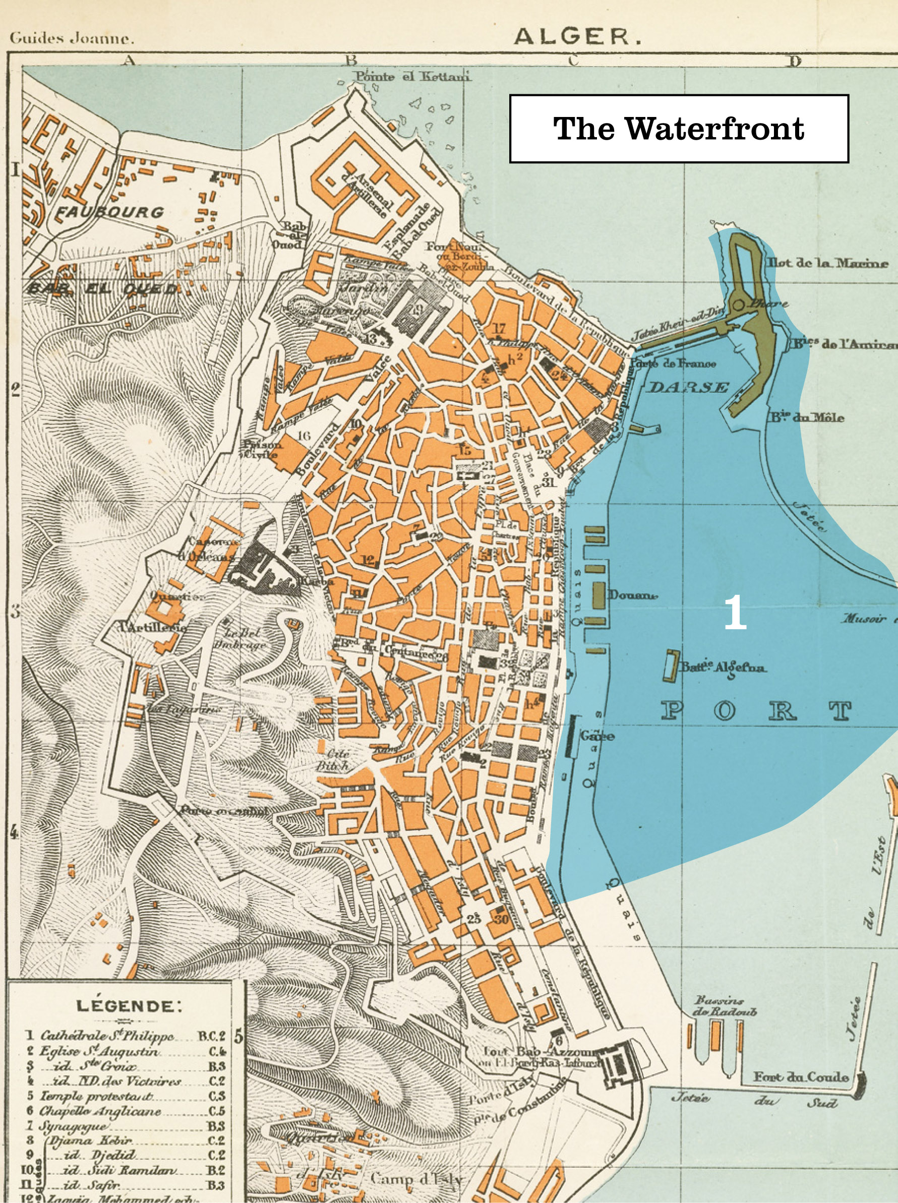 WHKMLA History of Algeria
