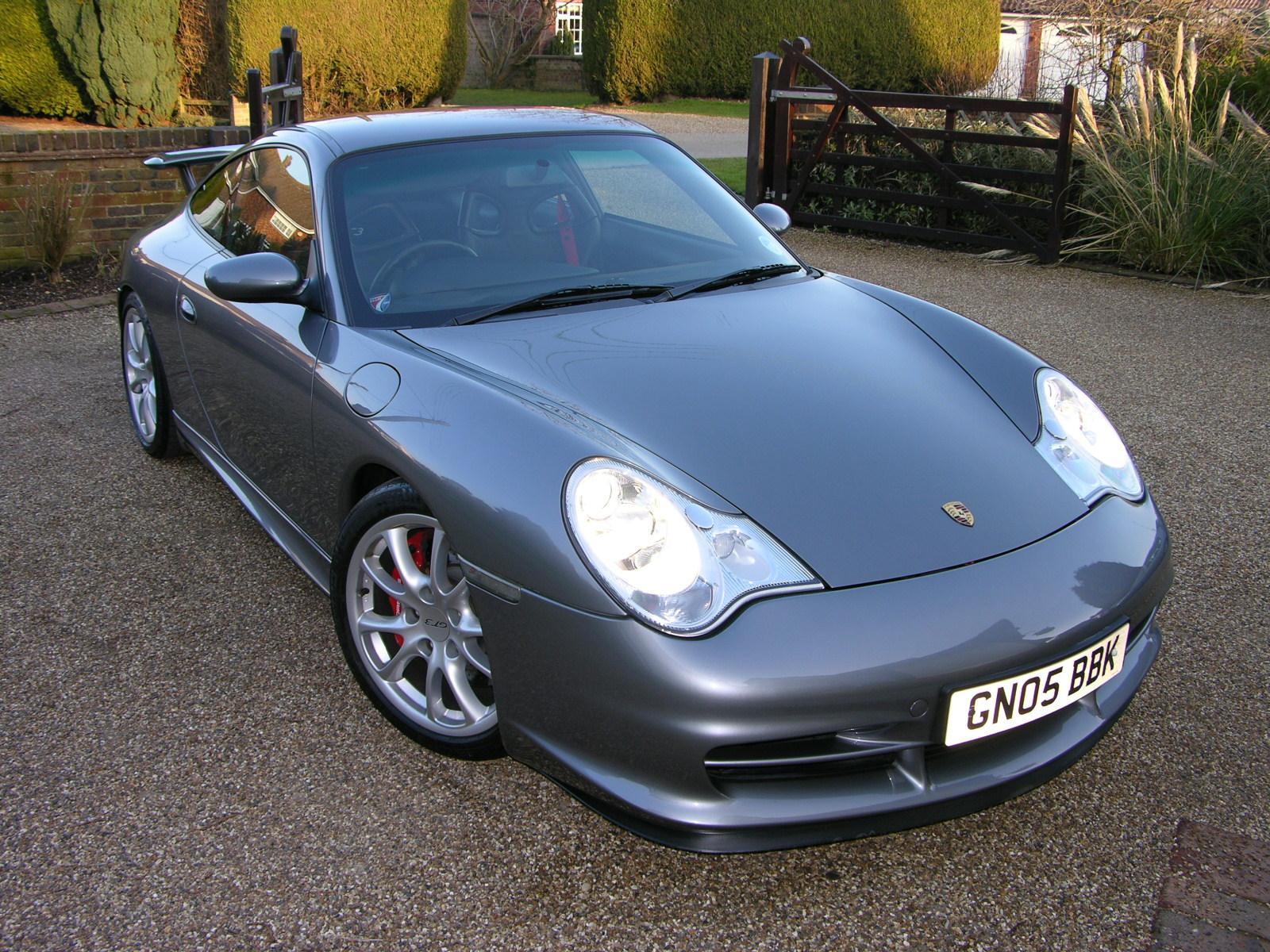 2005 Porsche 911 Gt3 Flickr