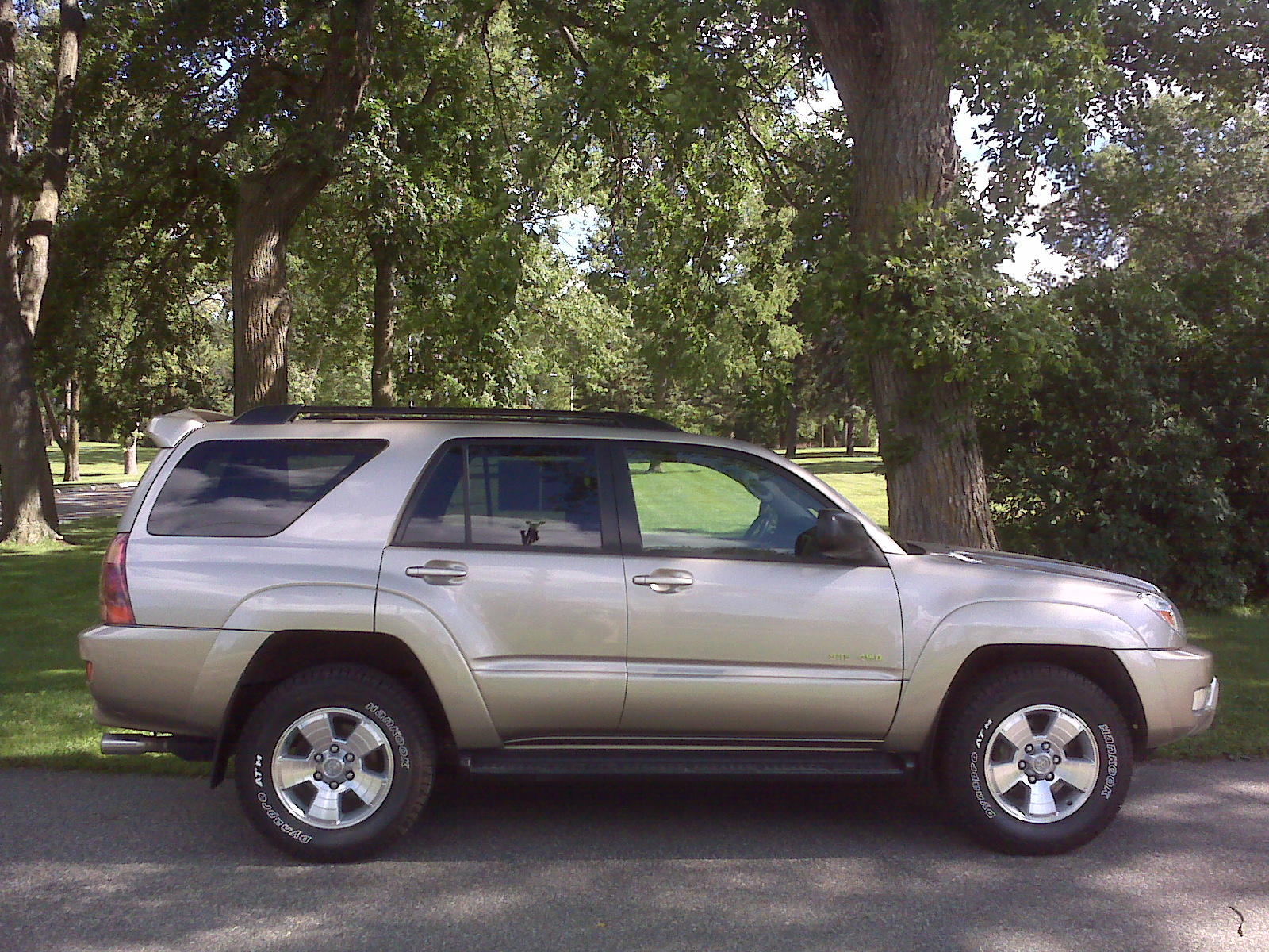 2005 toyota 4runner limited 4dr suv 4 7l v8 4x4 auto. Black Bedroom Furniture Sets. Home Design Ideas