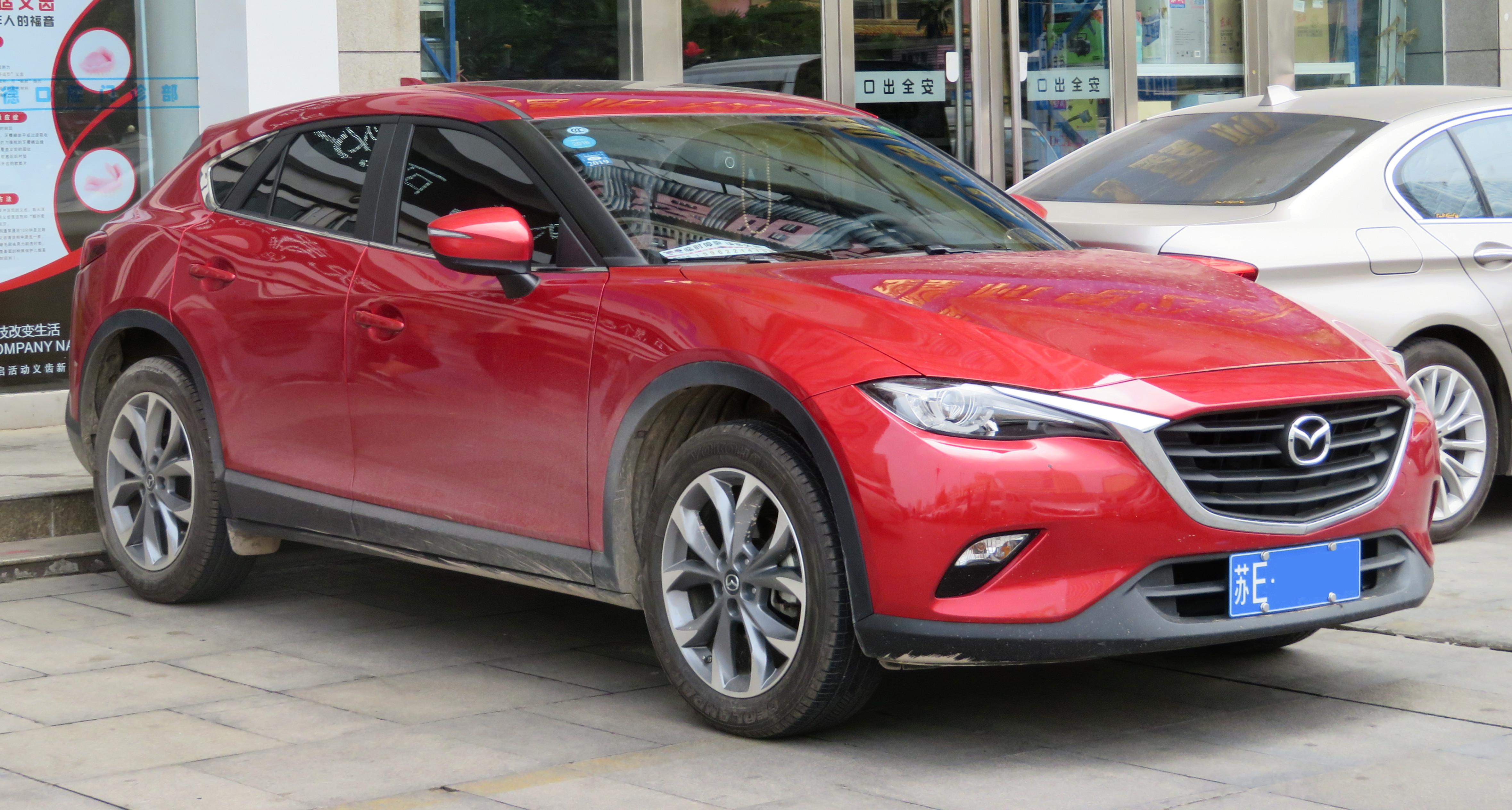 Kekurangan Mazda Cx 4 Spesifikasi