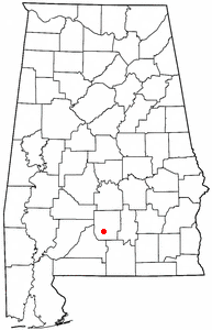 Loko di Georgiana, Alabama