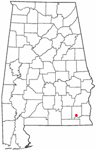 Loko di Newton, Alabama