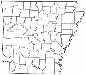 Loko di Clinton, Arkansas