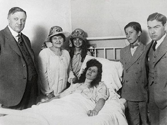 Aimee Semple McPherson in DouglasAZHospital