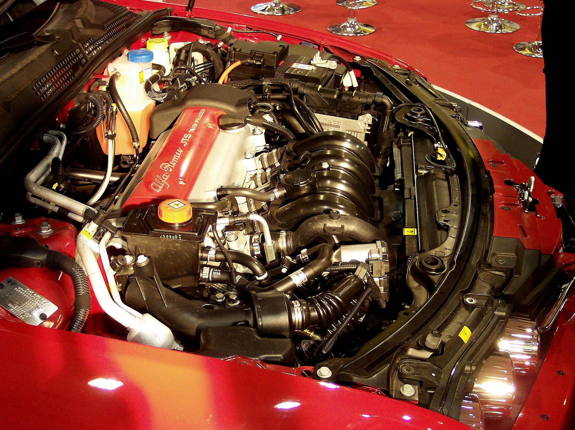 Alfa romeo mito exhaust manifold 13