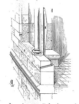 Dictionnaire raisonn de l architecture fran aise du xie for Embrasure de fenetre