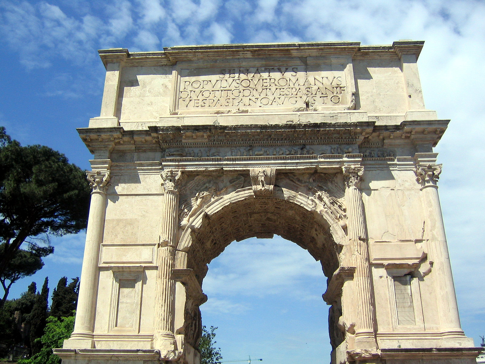 File:Arch of titus 2.jpg - Wikipedia
