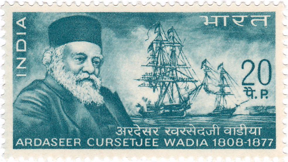 Ardaseer Cursetjee - Wikipedia