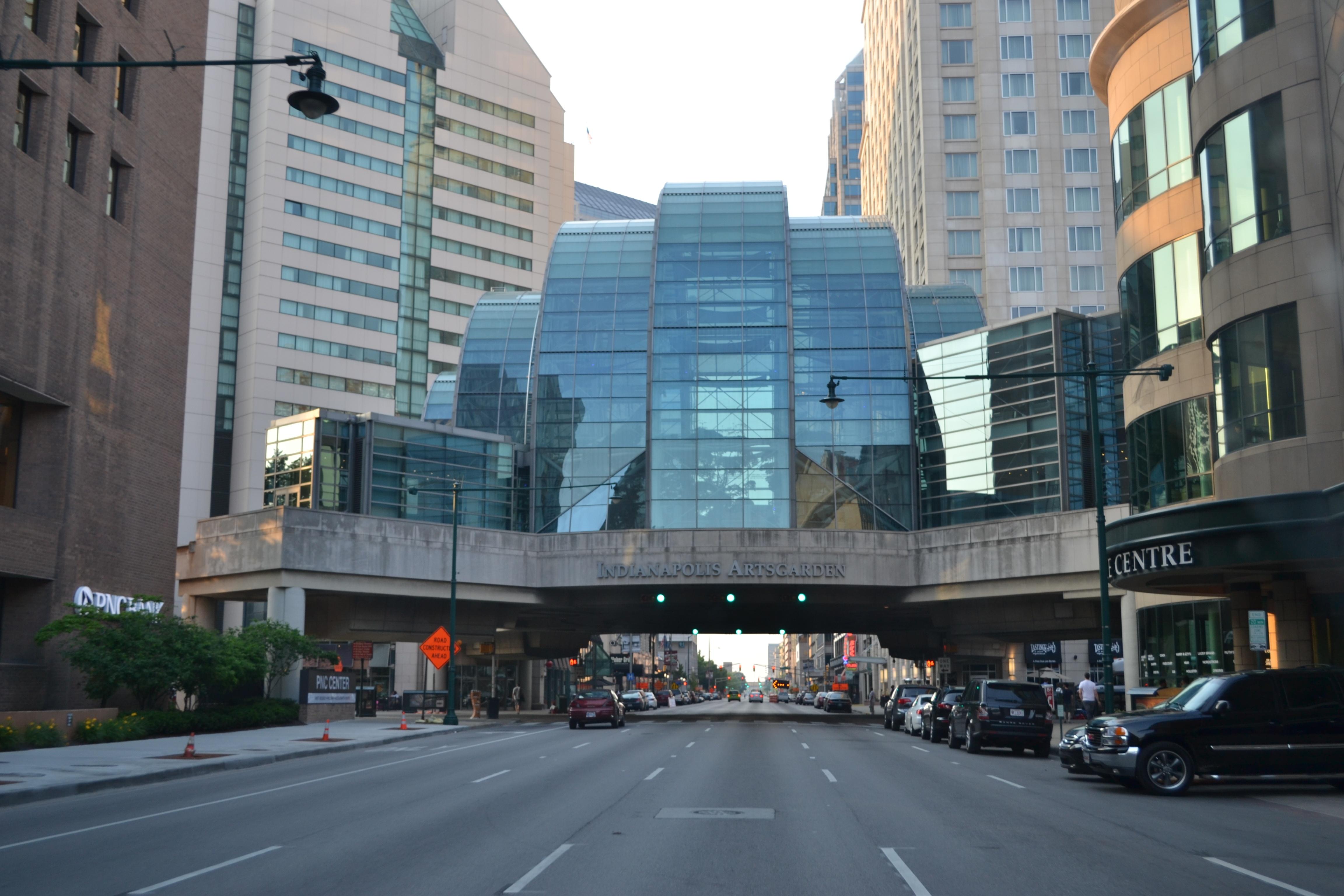 Artsgarden Indianapolis U S