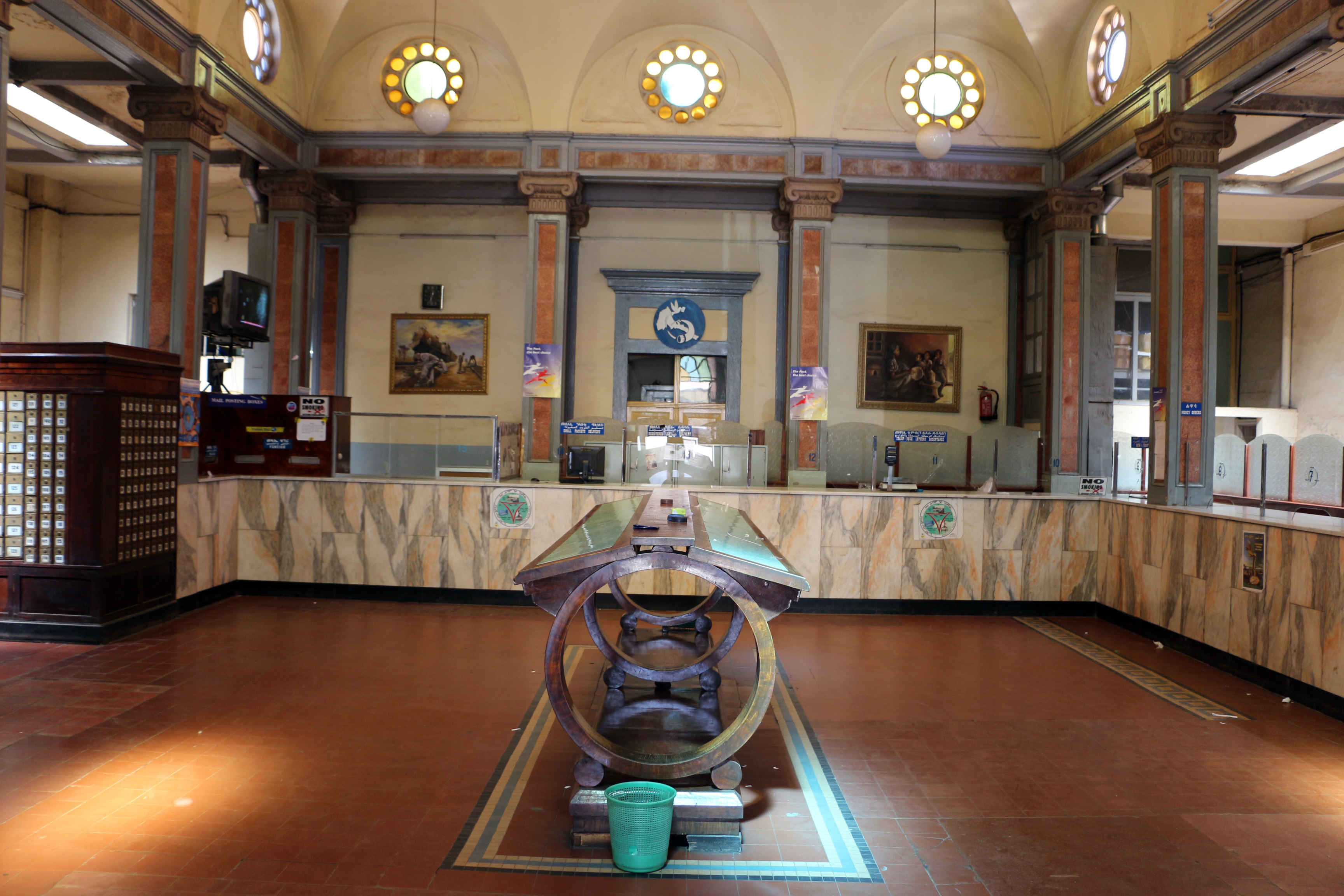 Ufficio Wikipedia : File:asmara ufficio postale interno 02.jpg wikimedia commons