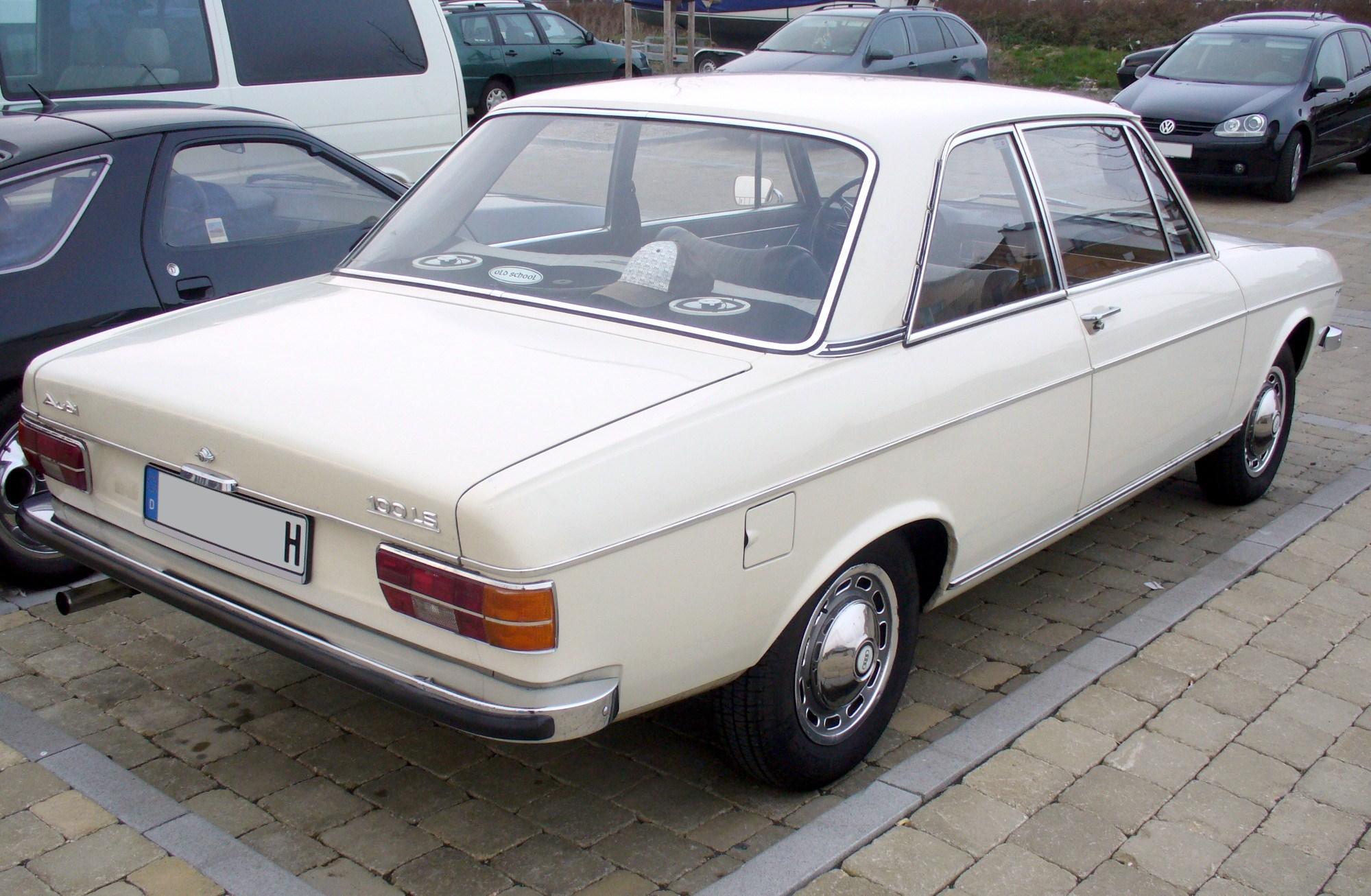 Paleolithic Prize: 1975 Audi 100LS brochure | Hemmings Daily