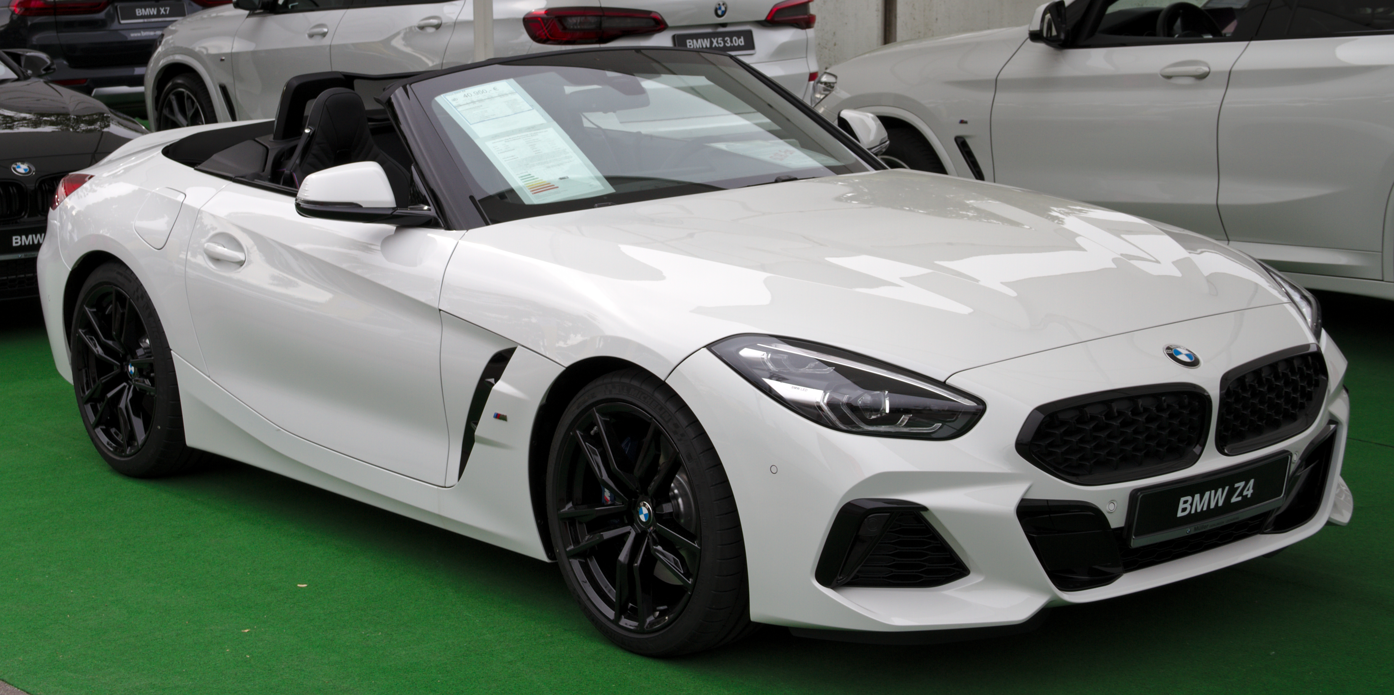 2020 BMW Z4 Roadster Ratings